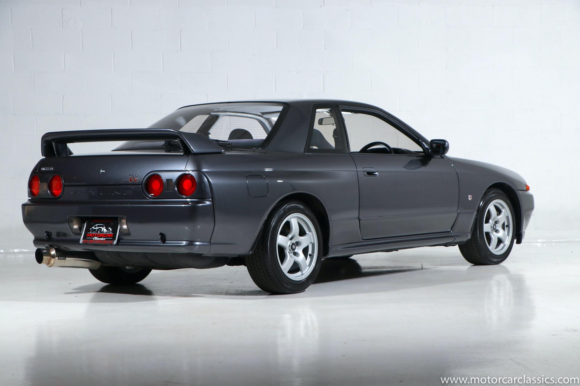 1989 Nissan Skyline GTR