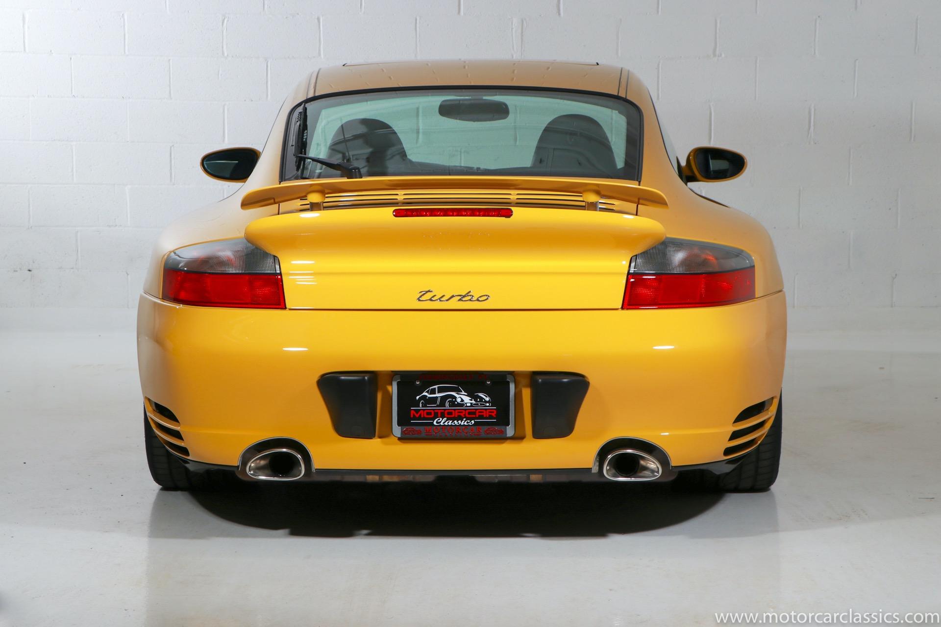 2002 Porsche 911 Turbo