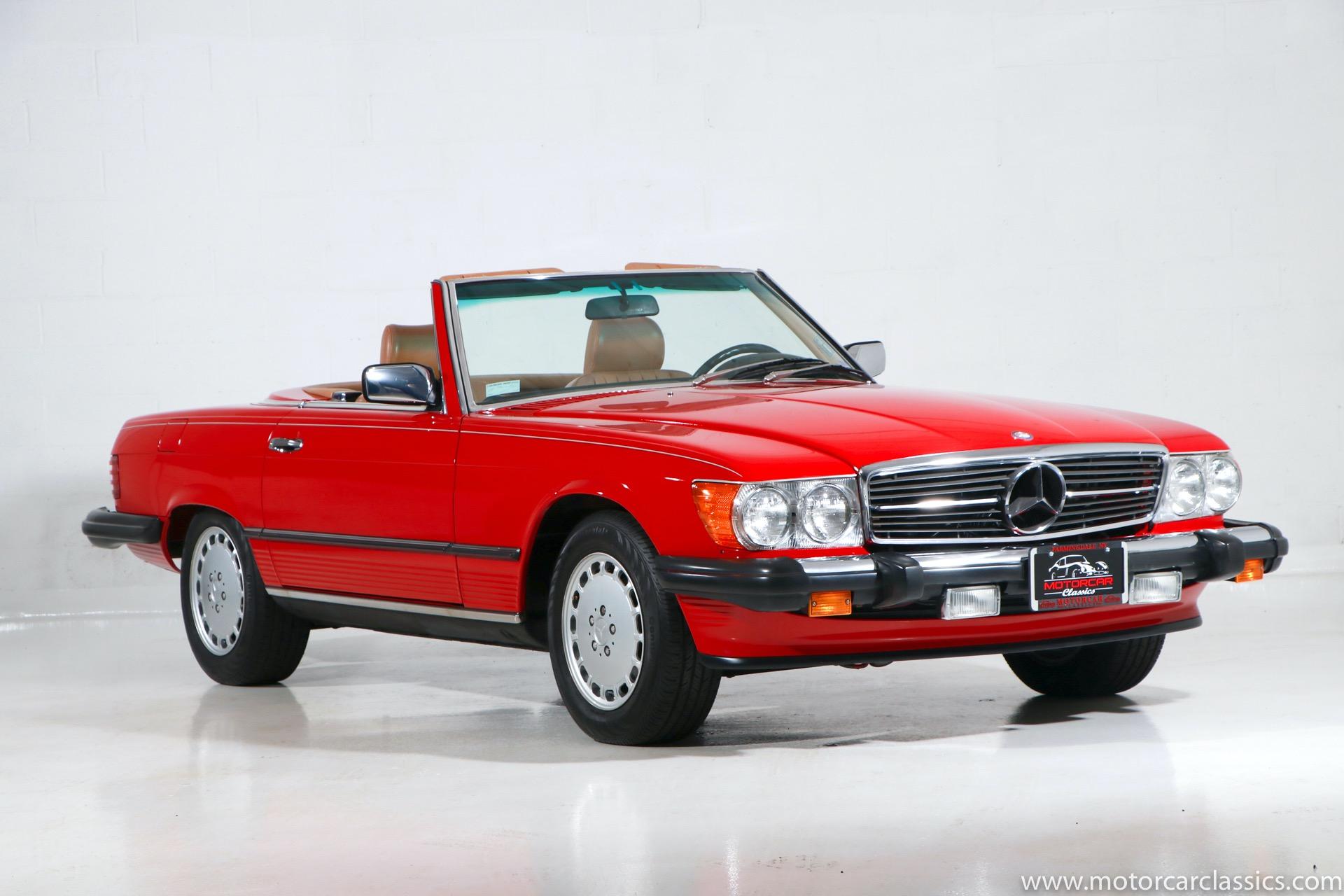 Used 1987 Mercedes-Benz 560-Class 560 SL | Farmingdale, NY