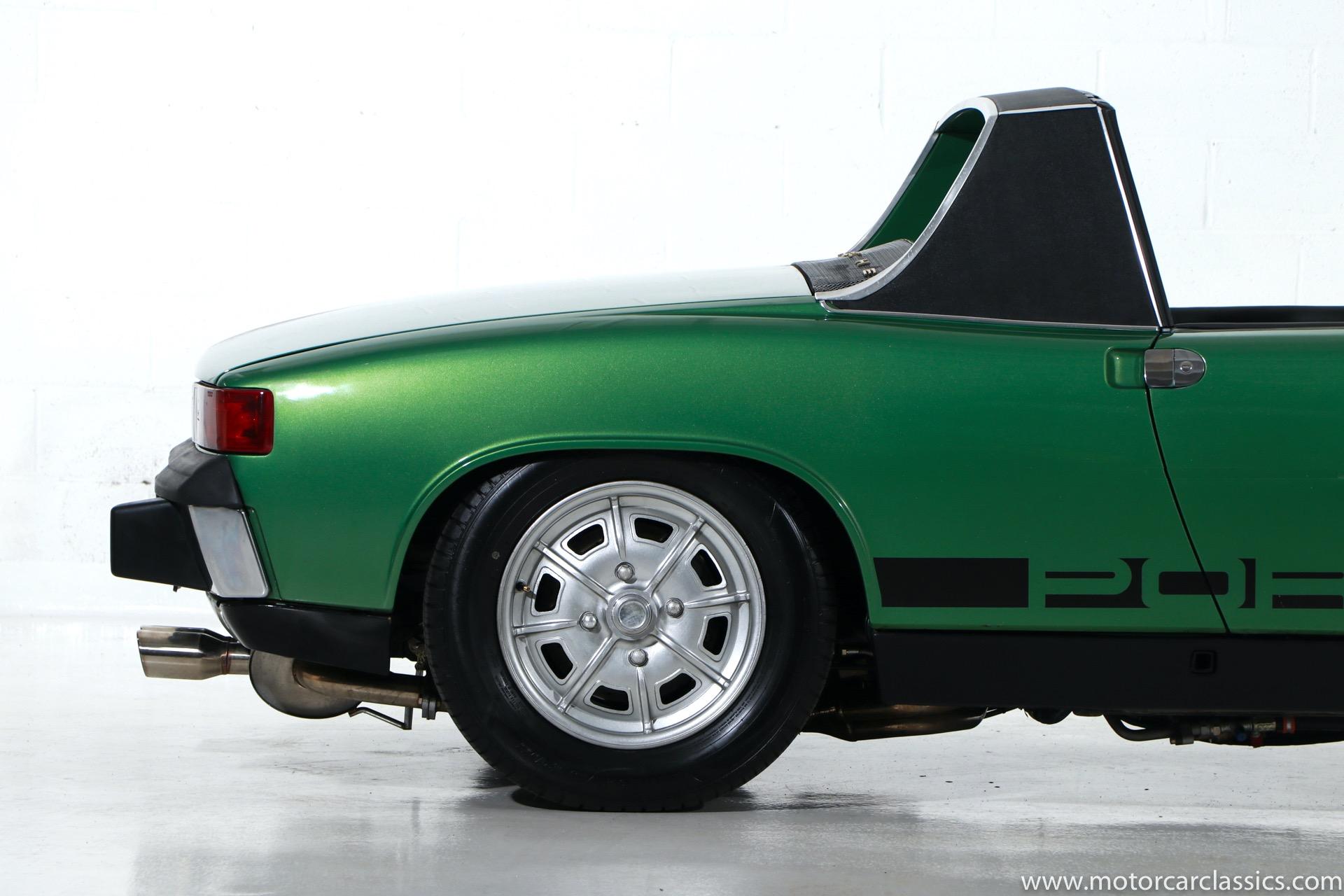 1970 Porsche 914