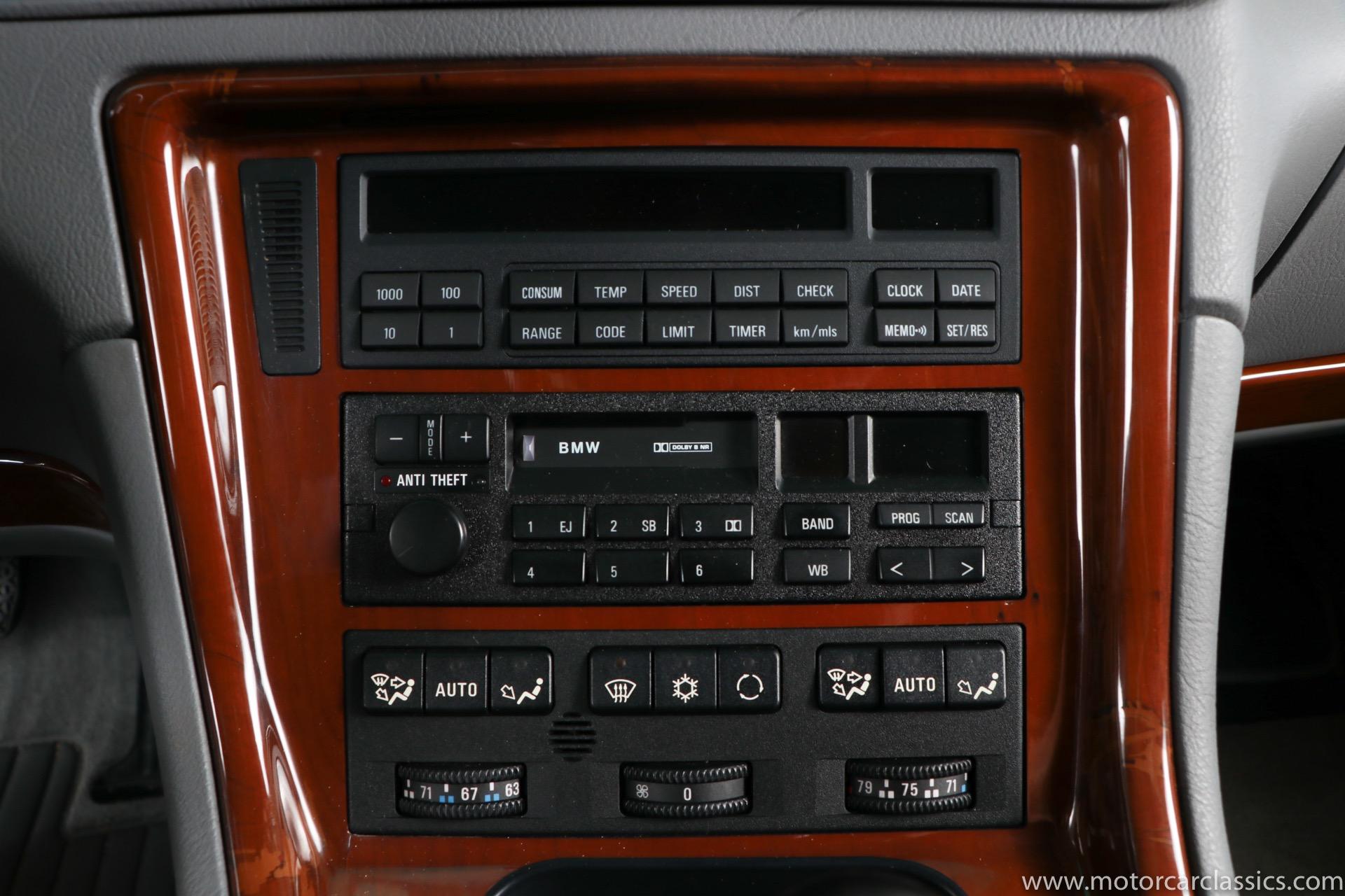 1995 BMW 8 Series 850CSi