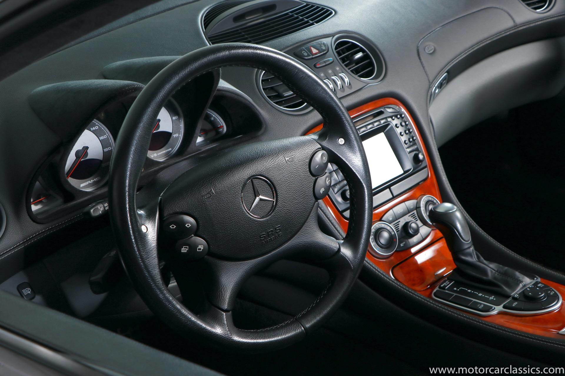 2004 Mercedes-Benz SL-Class SL 55 AMG
