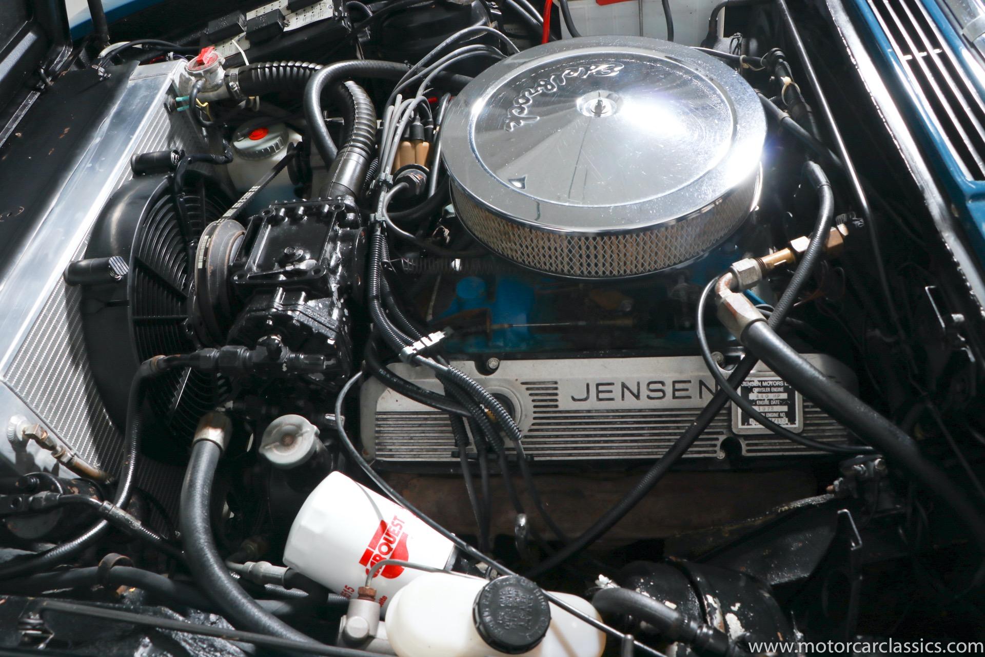1972 Jensen Interceptor III