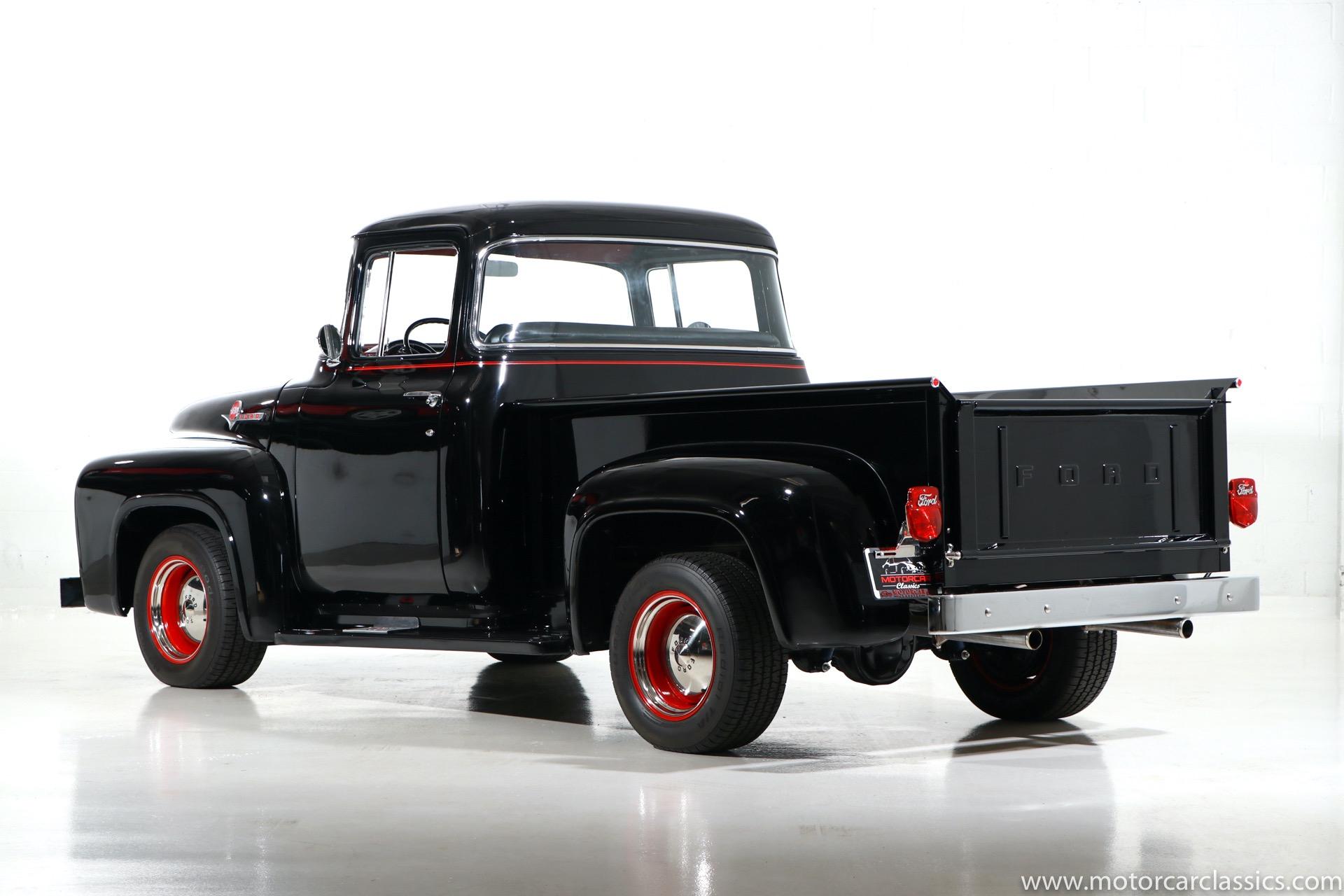 1956 Ford F100 Pickup