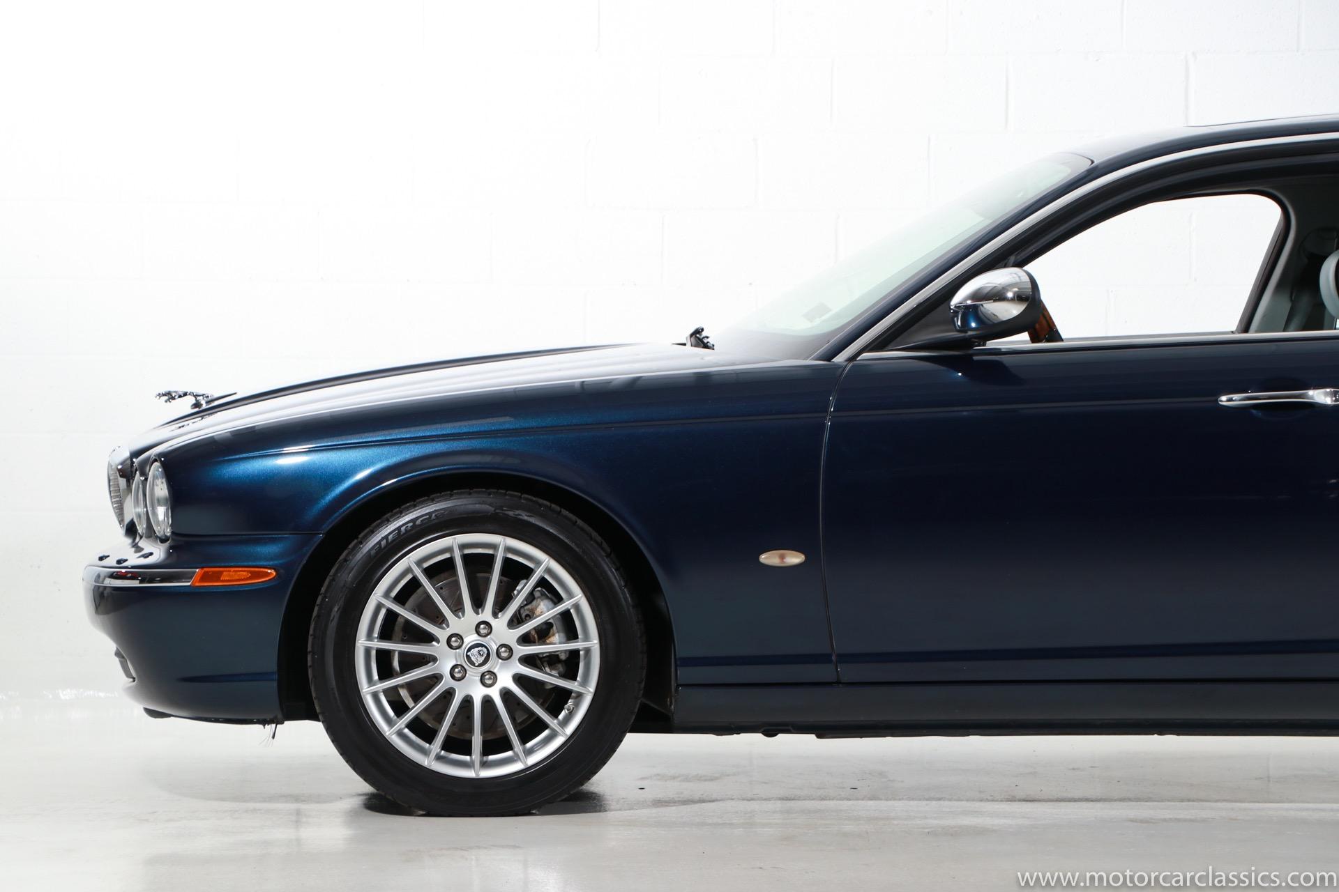 2007 Jaguar XJ-Series XJ8 L