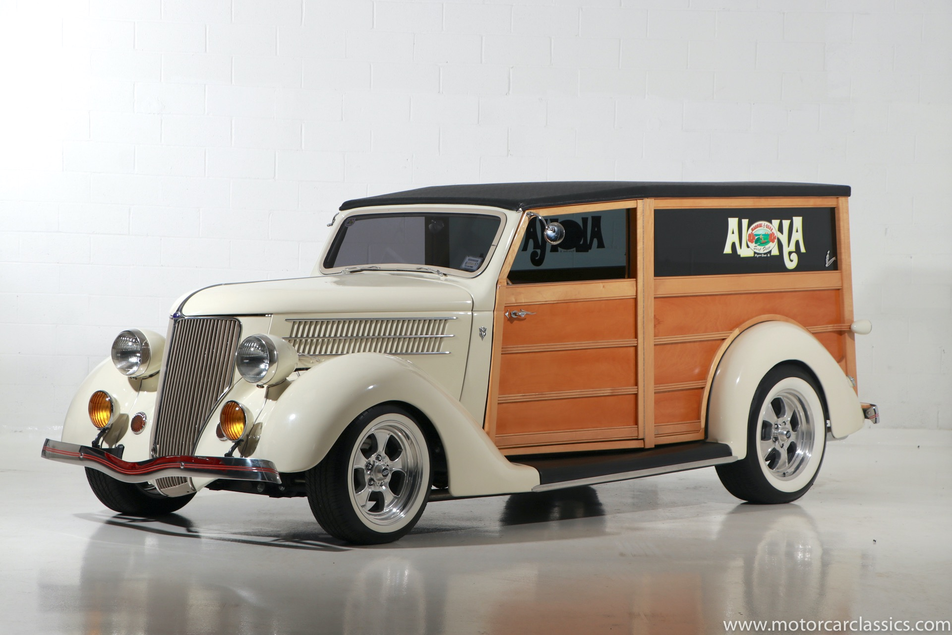 1936 Ford Woody Station Wagon