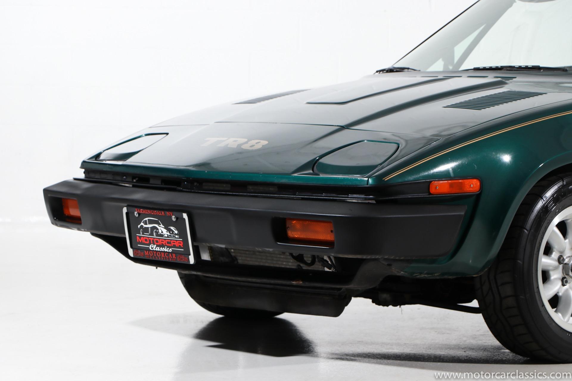 1980 Triumph TR8