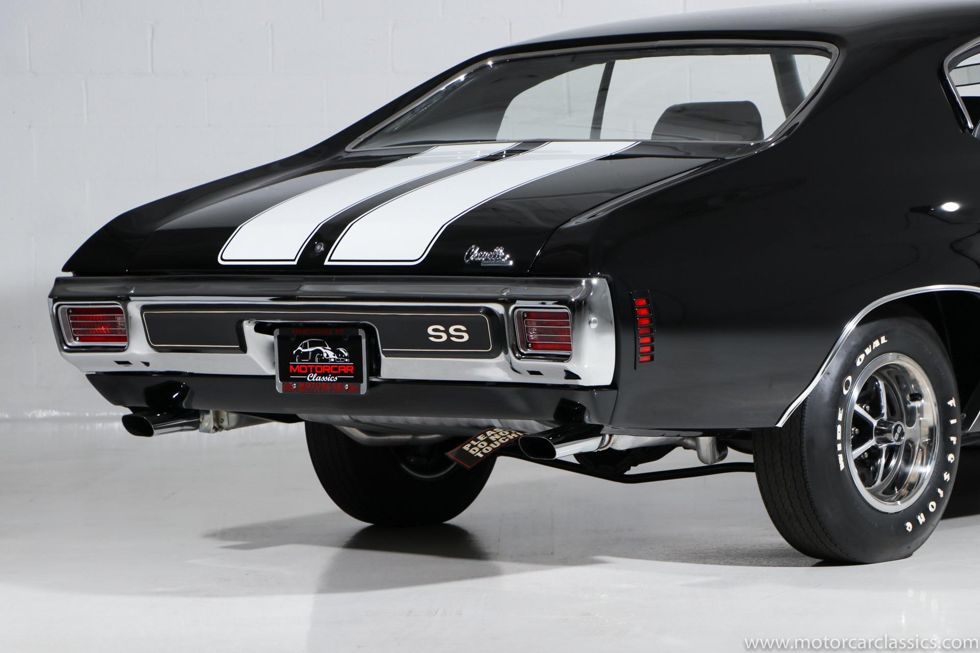 1970 Chevrolet Chevelle SS LS6