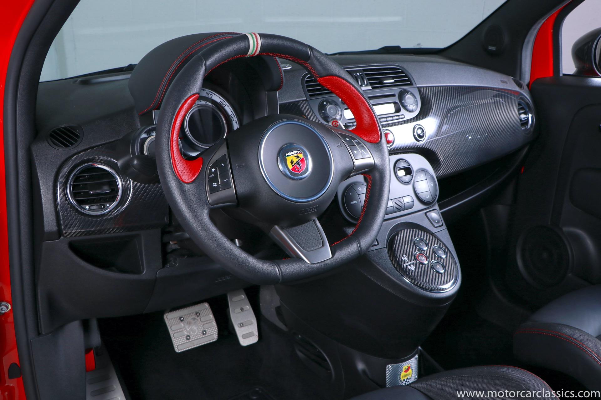 2017 Fiat Abarth 695 Tributo Ferrari