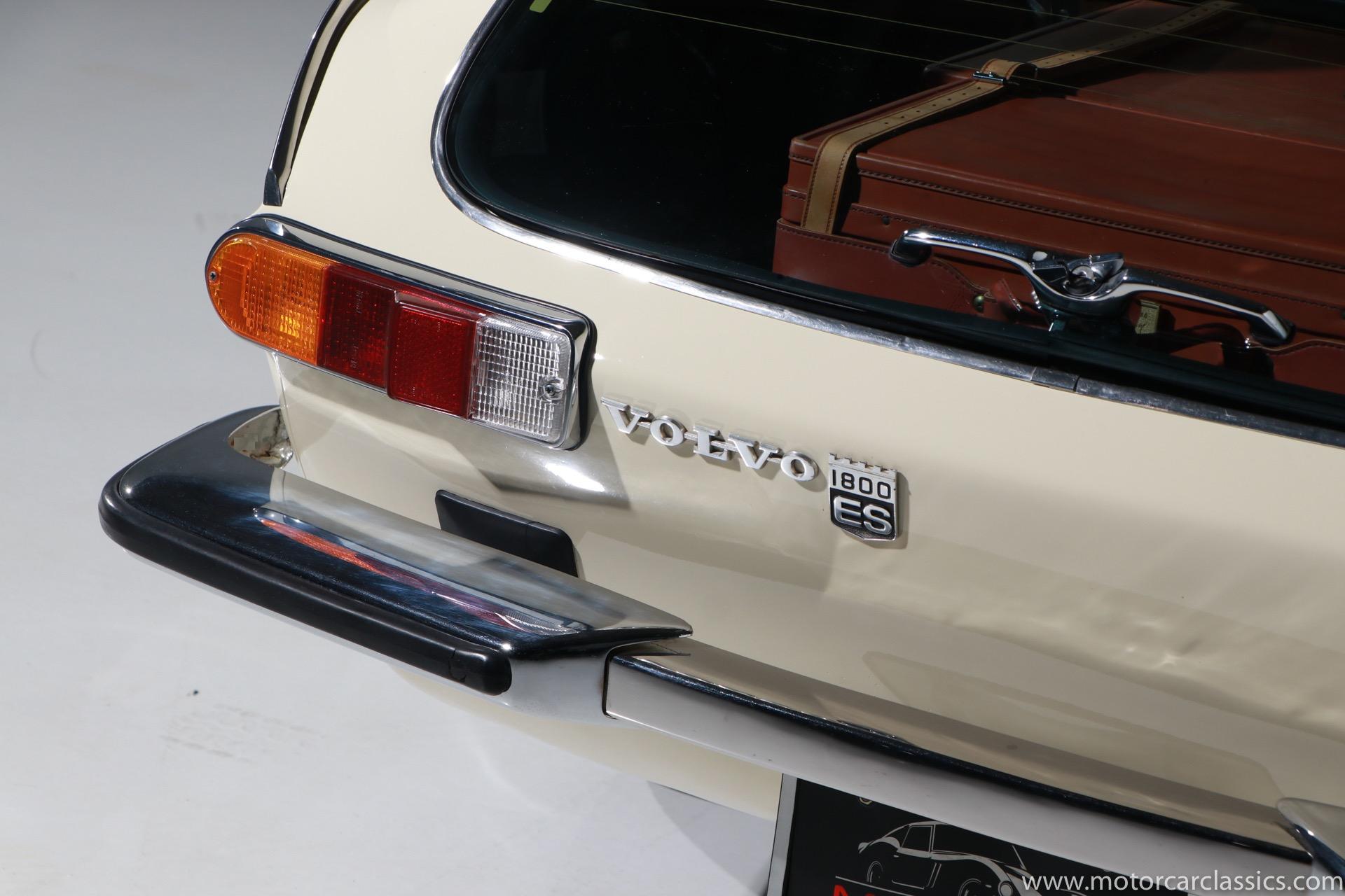 1973 Volvo P1800ES