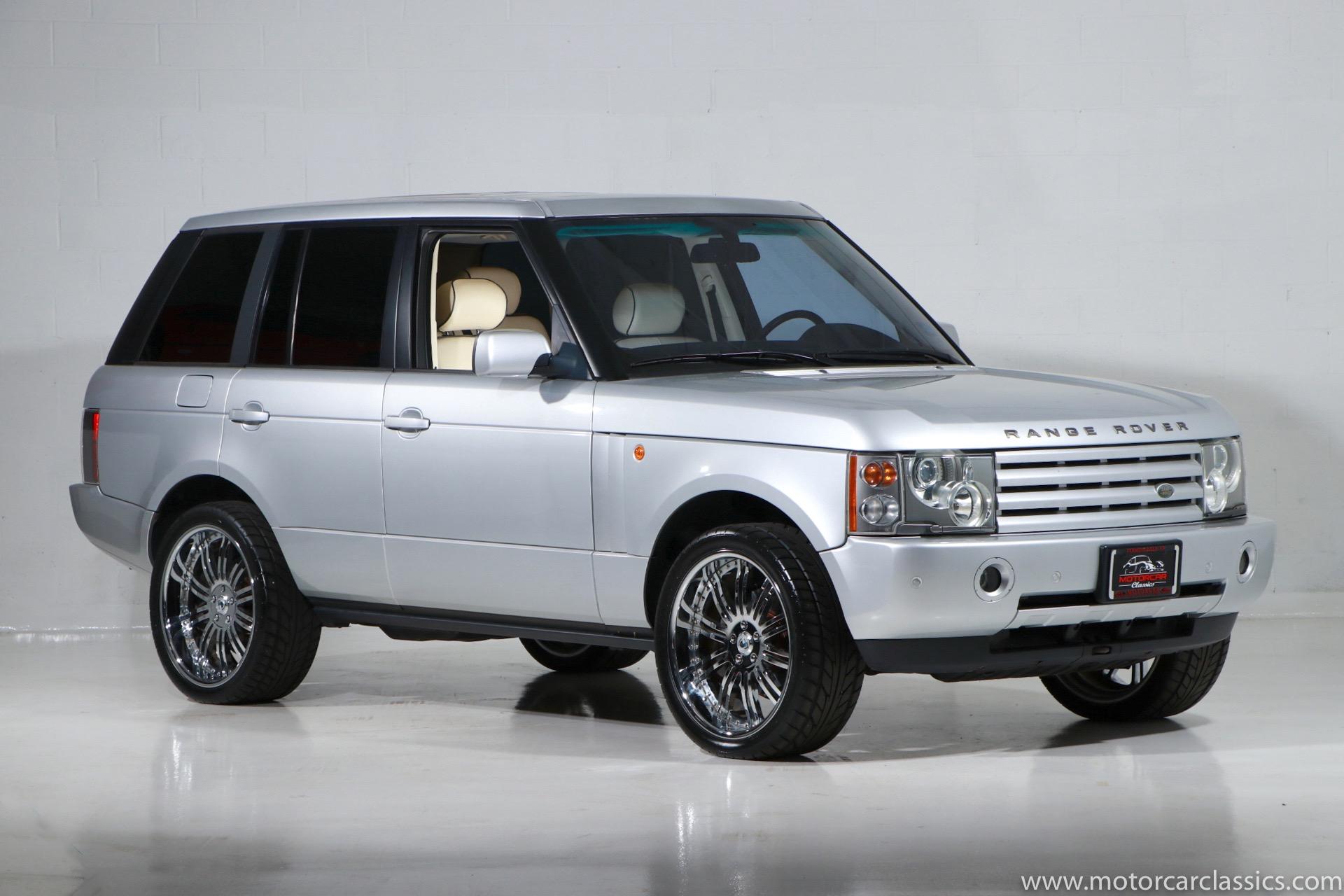 Used 2004 Land Rover Range Rover HSE | Farmingdale, NY