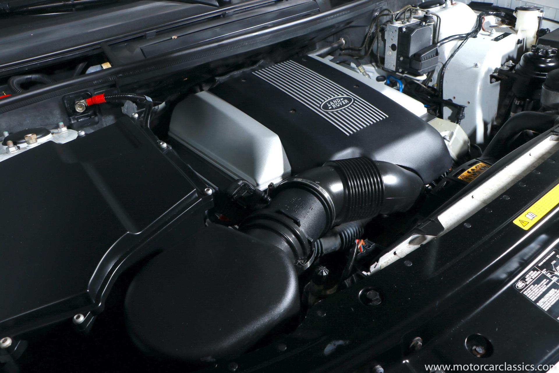2004 Land Rover Range Rover HSE