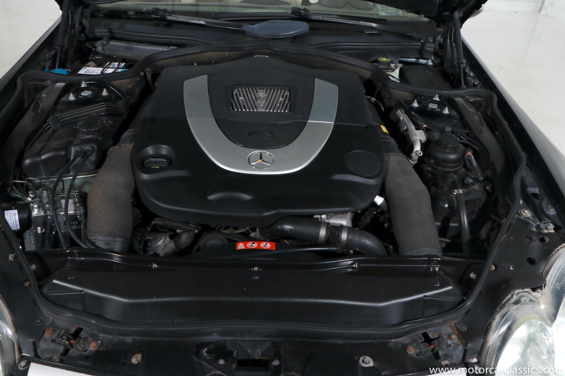 2007 Mercedes-Benz SL-Class SL 550