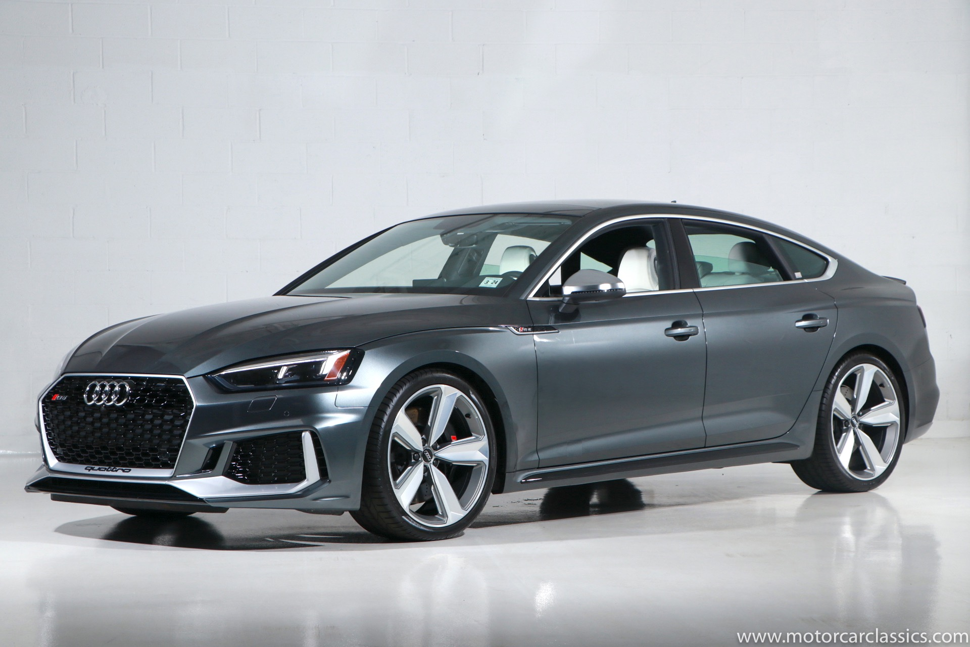 2019 Audi RS5 Coupe
