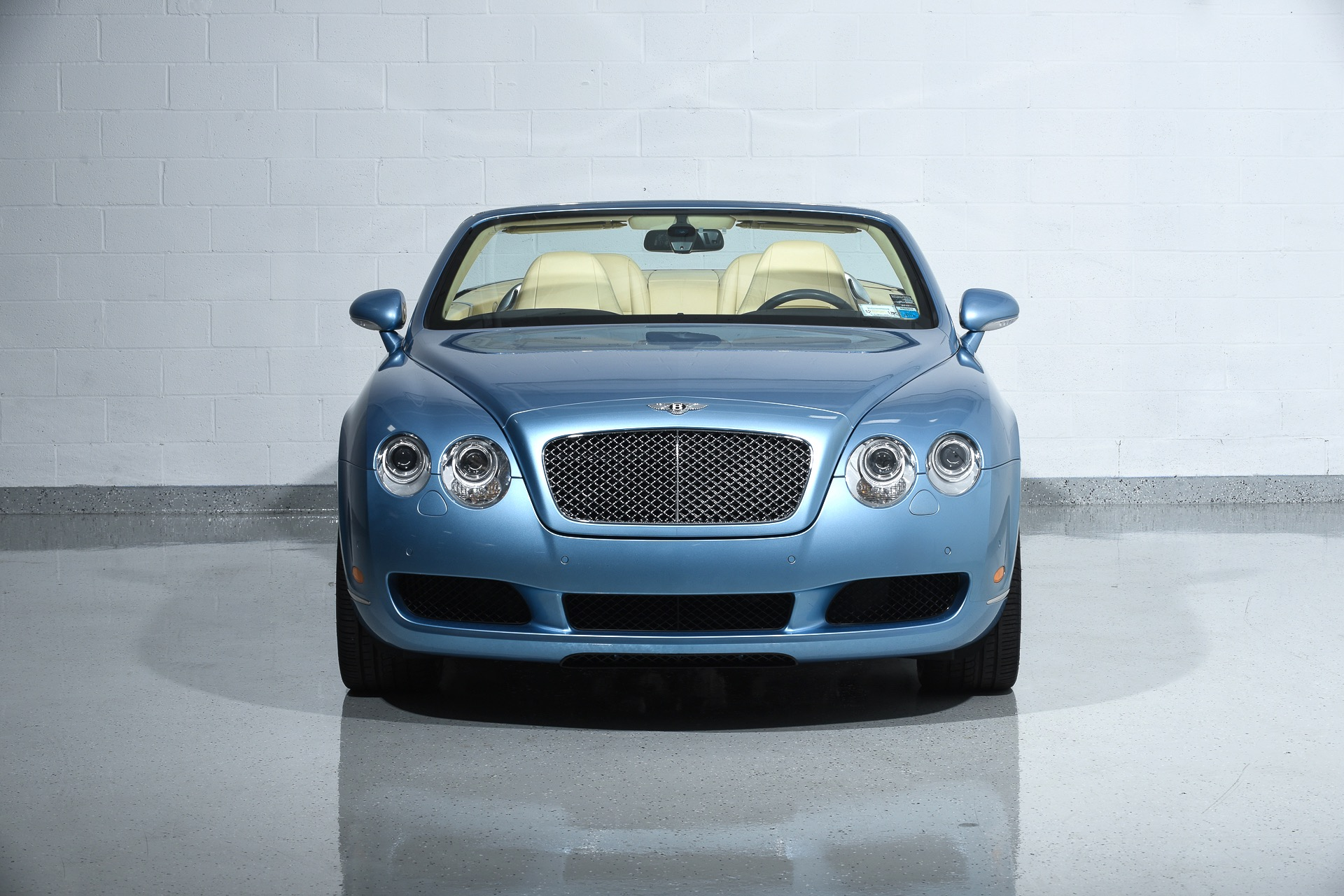 Used 2007 Bentley Continental Gtc For Sale 83 900 Motorcar Classics Stock 1077