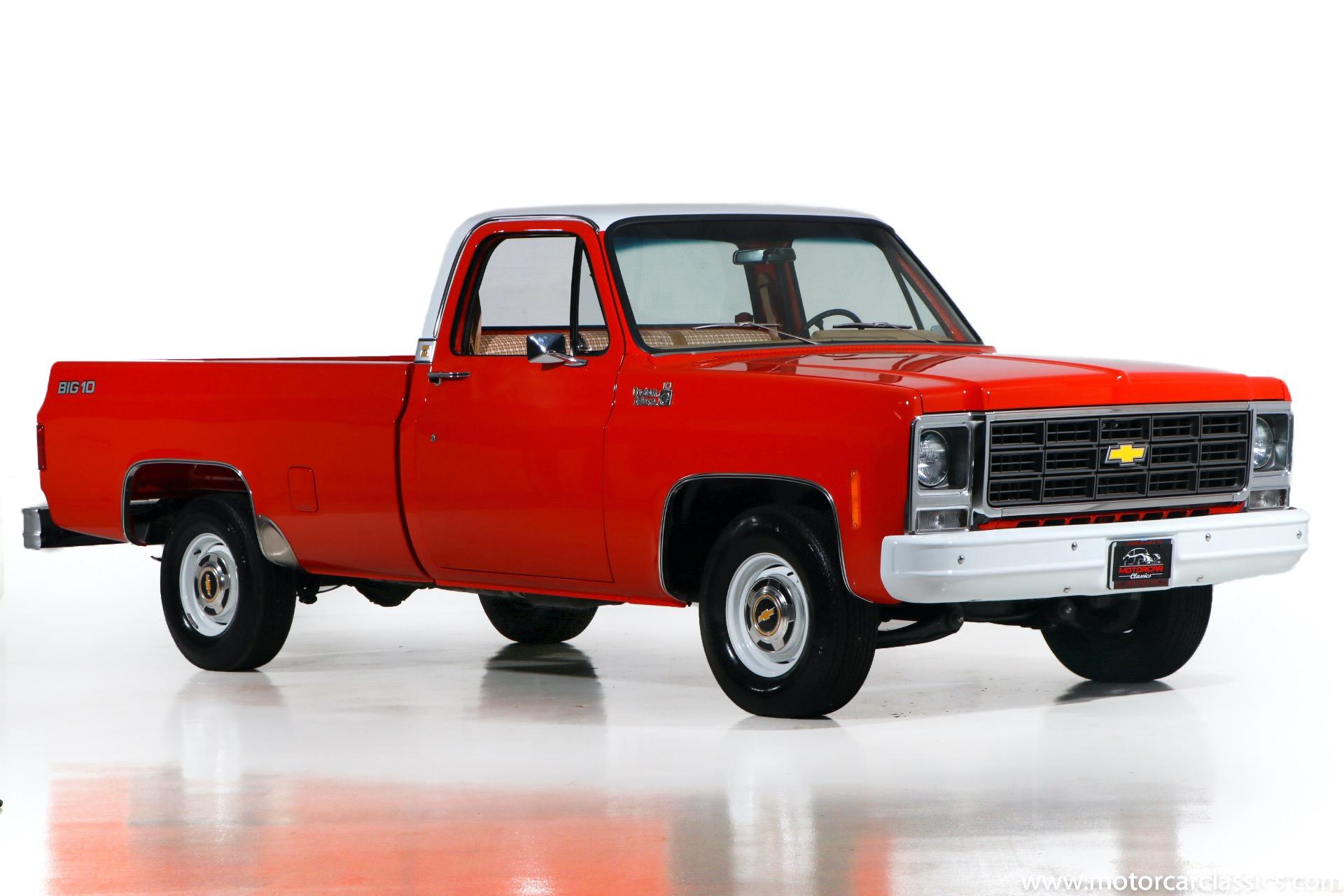 Used 1979 Chevrolet C10 Pickup   Farmingdale, NY