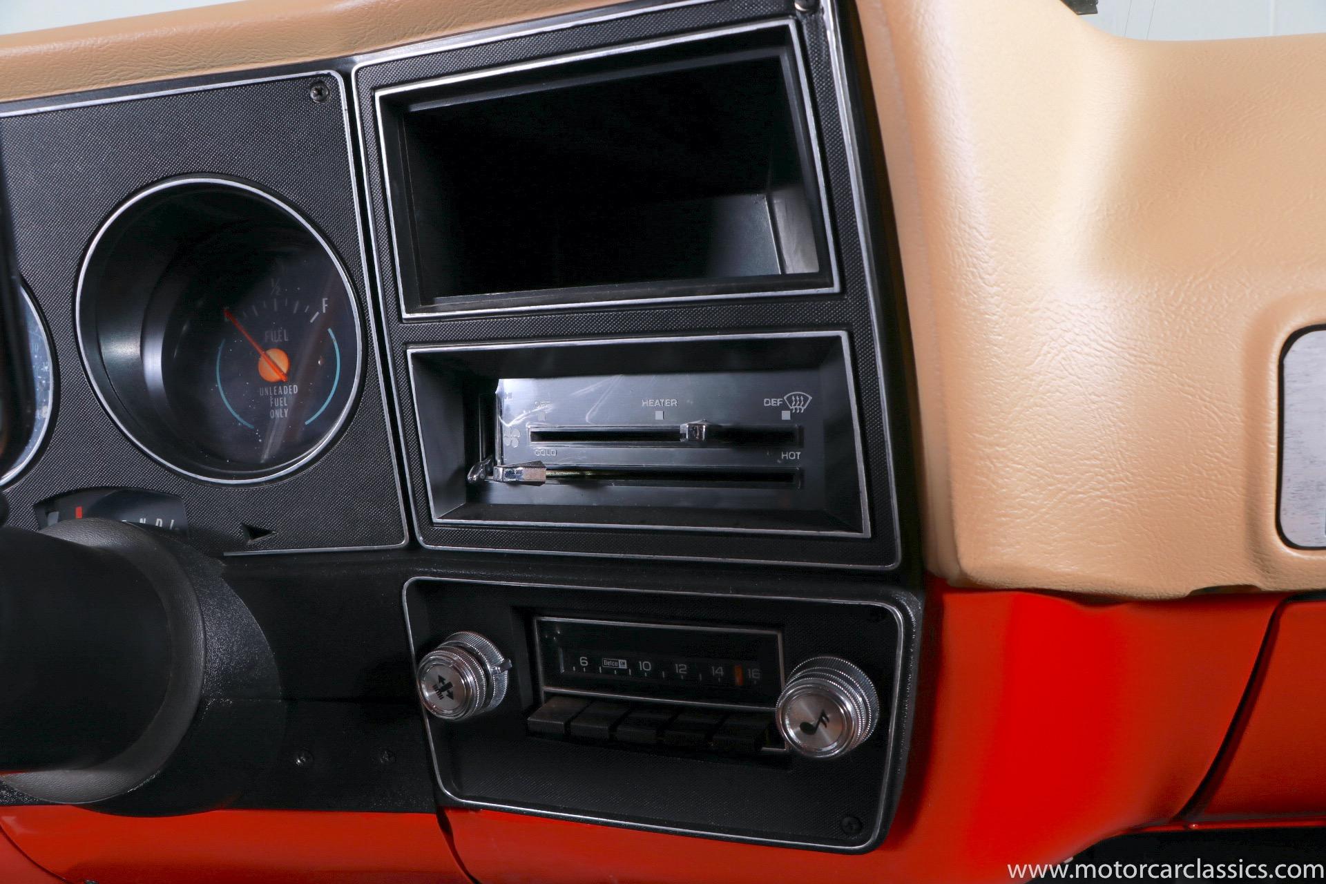 1979 Chevrolet C10 Pickup