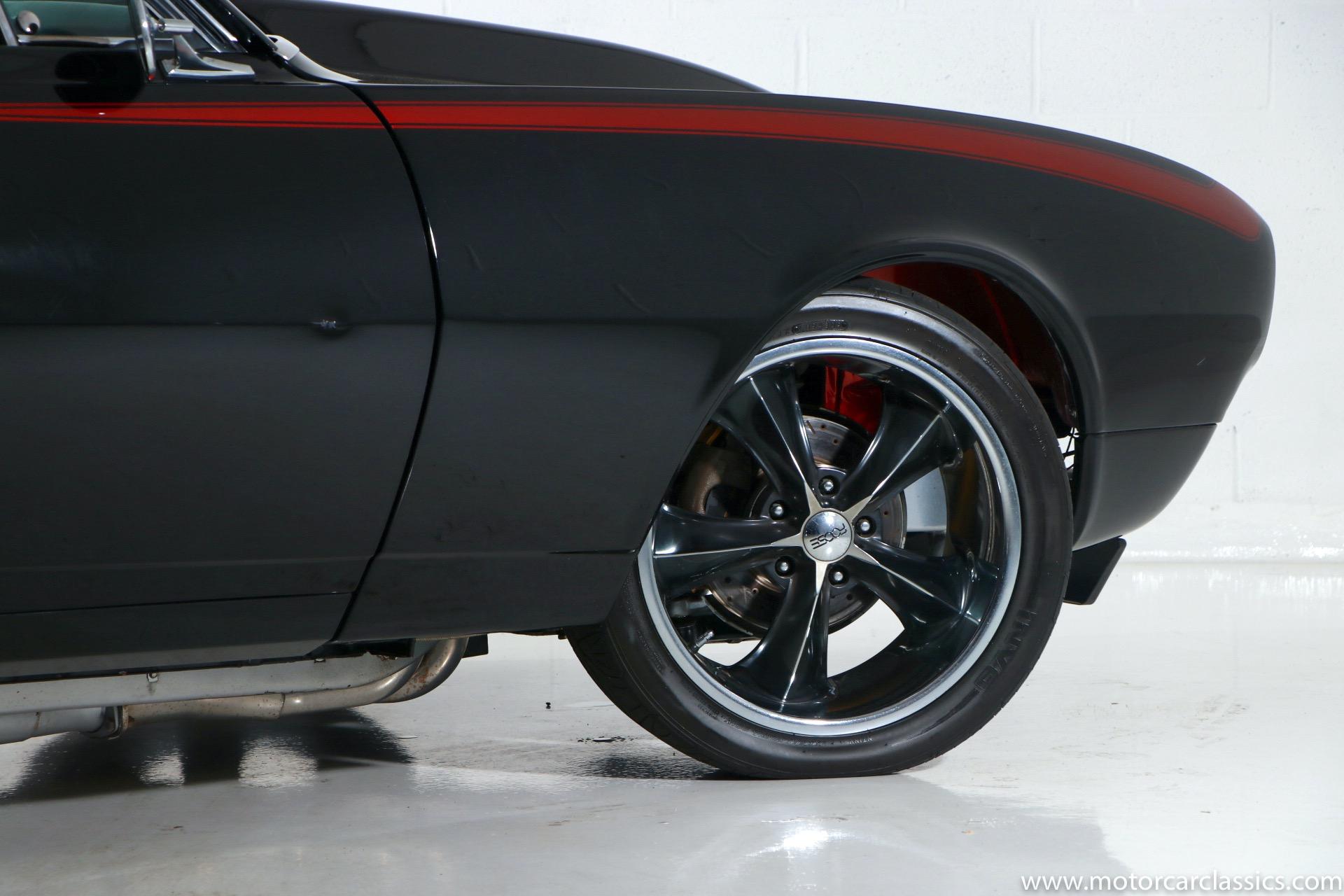 1967 Chevrolet Camaro SS