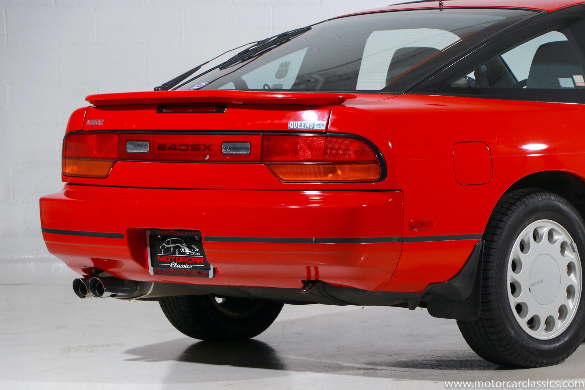 1990 Nissan 240SX SE