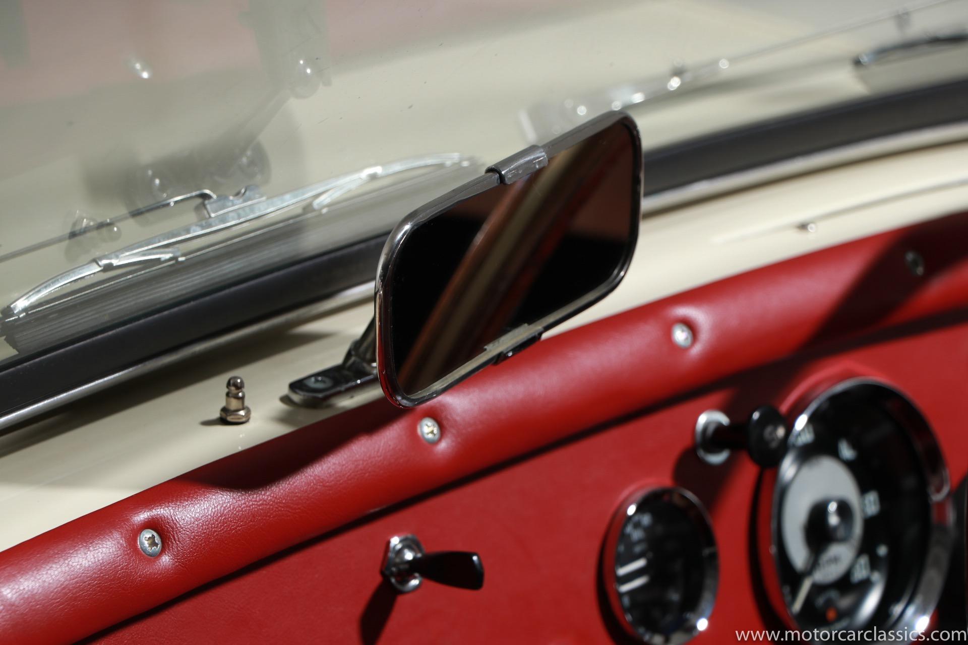 1959 Austin-Healey Frogeye Sprite MK1
