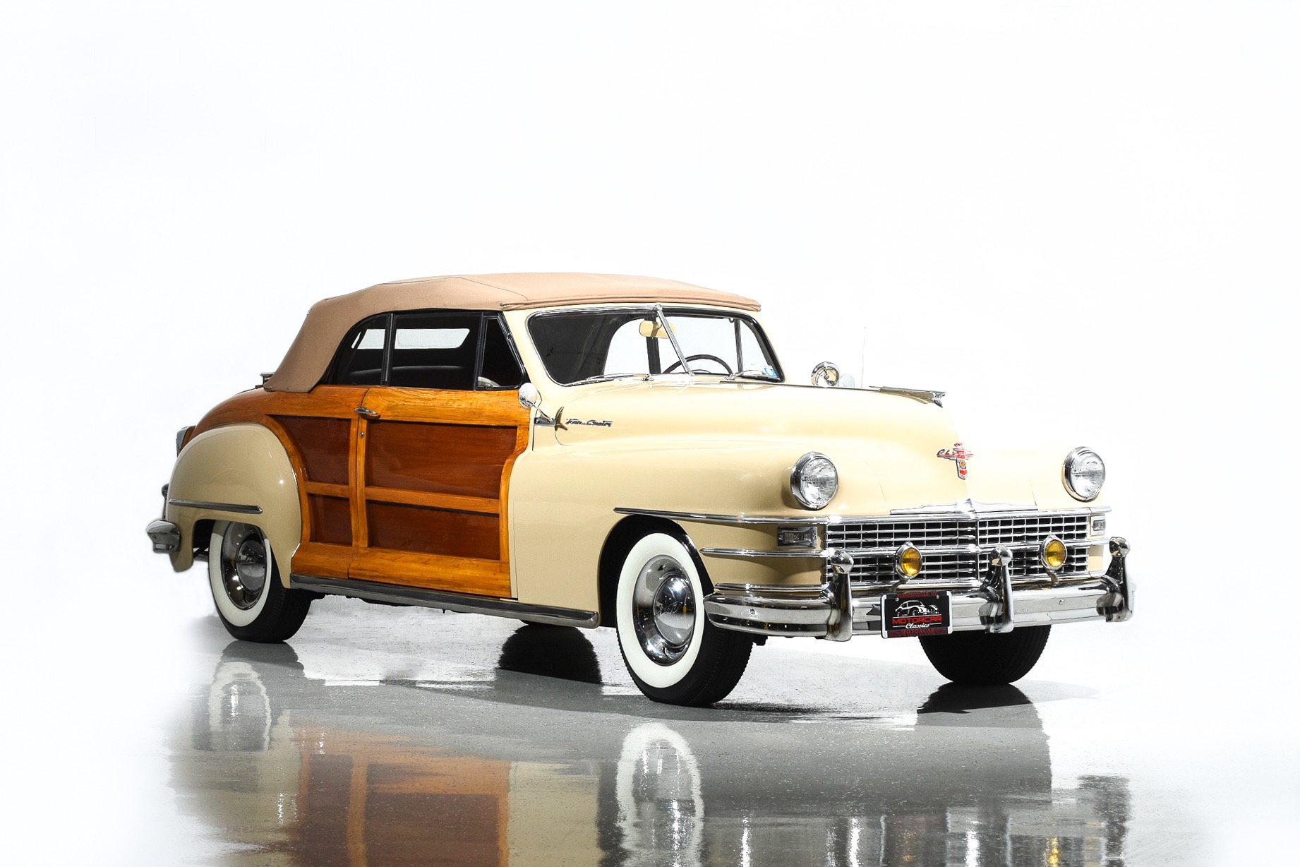1948 Chrysler Town And Country Motorcar Classics Exotic Ford Mustang Coupe Used Farmingdale Ny