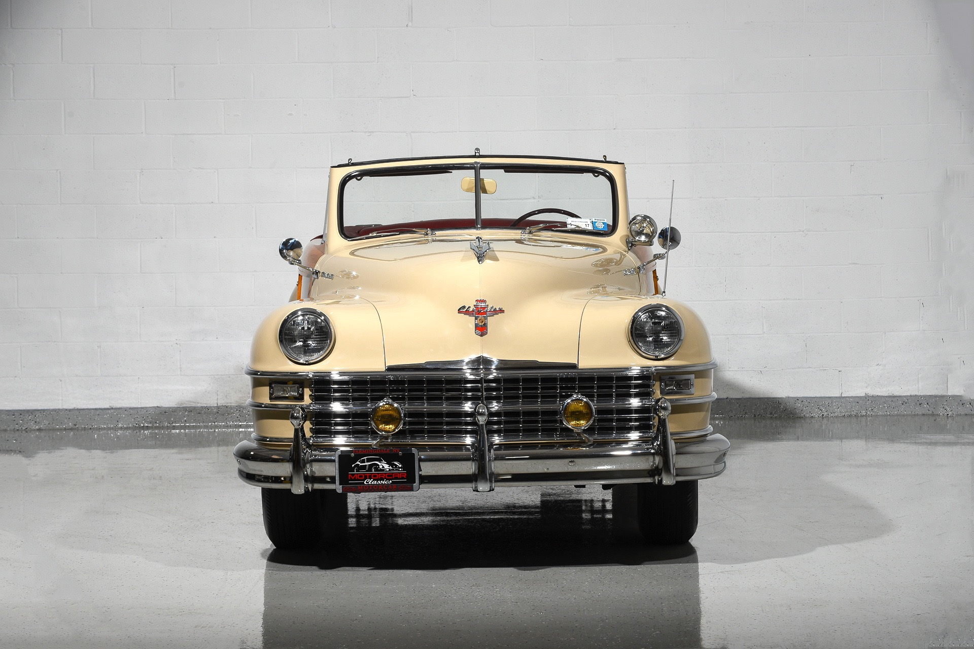 1948 Chrysler Town And Country   Motorcar Classics   Exotic and ...