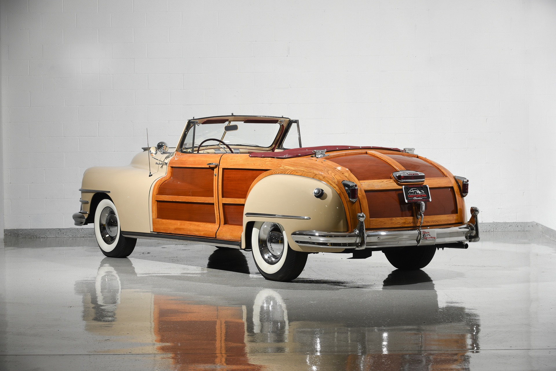 1948 Chrysler Town And Country | Motorcar Classics | Exotic and ...