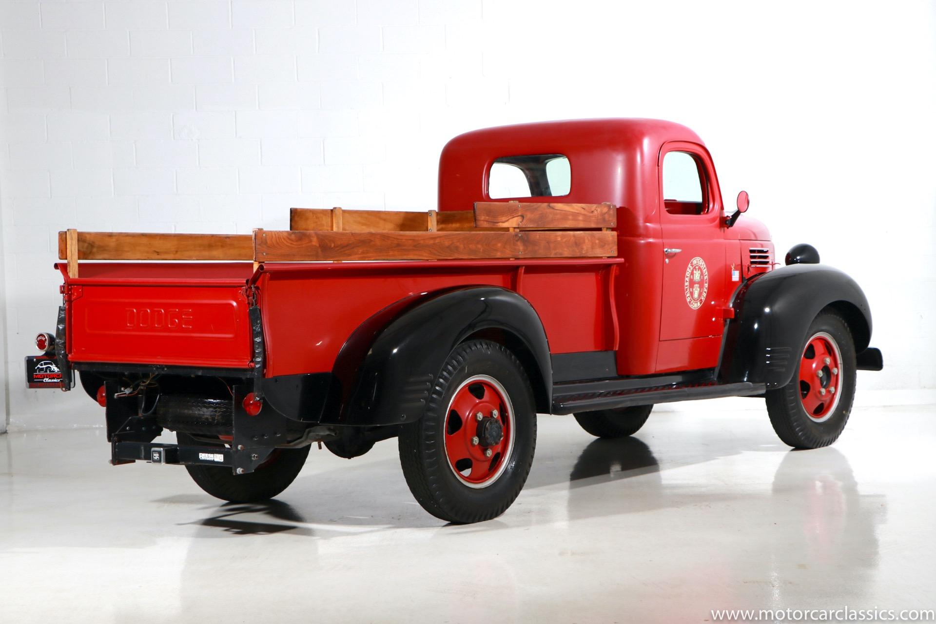 1939 Dodge Pickup