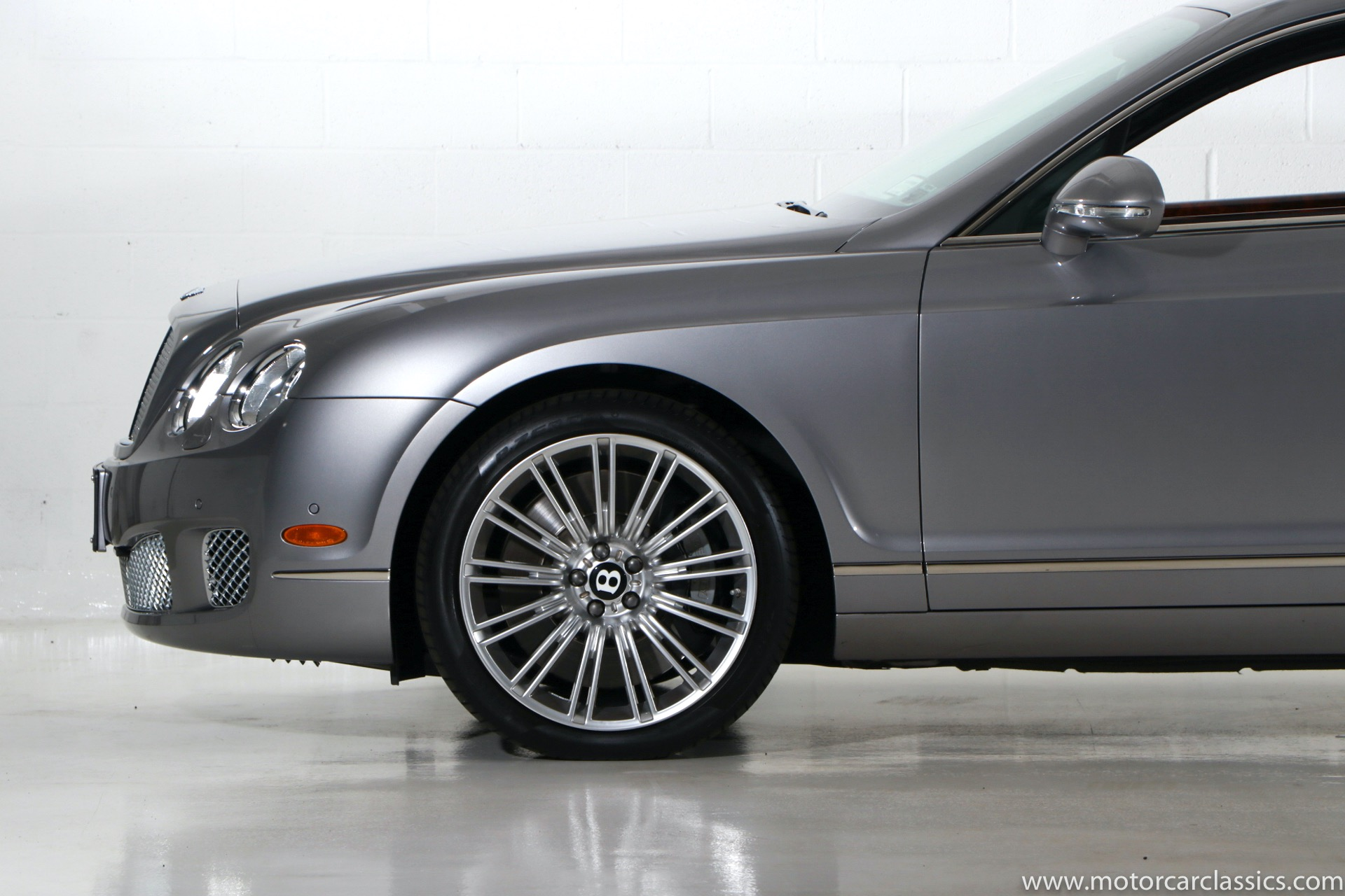 2010 Bentley Continental Flying Spur Speed