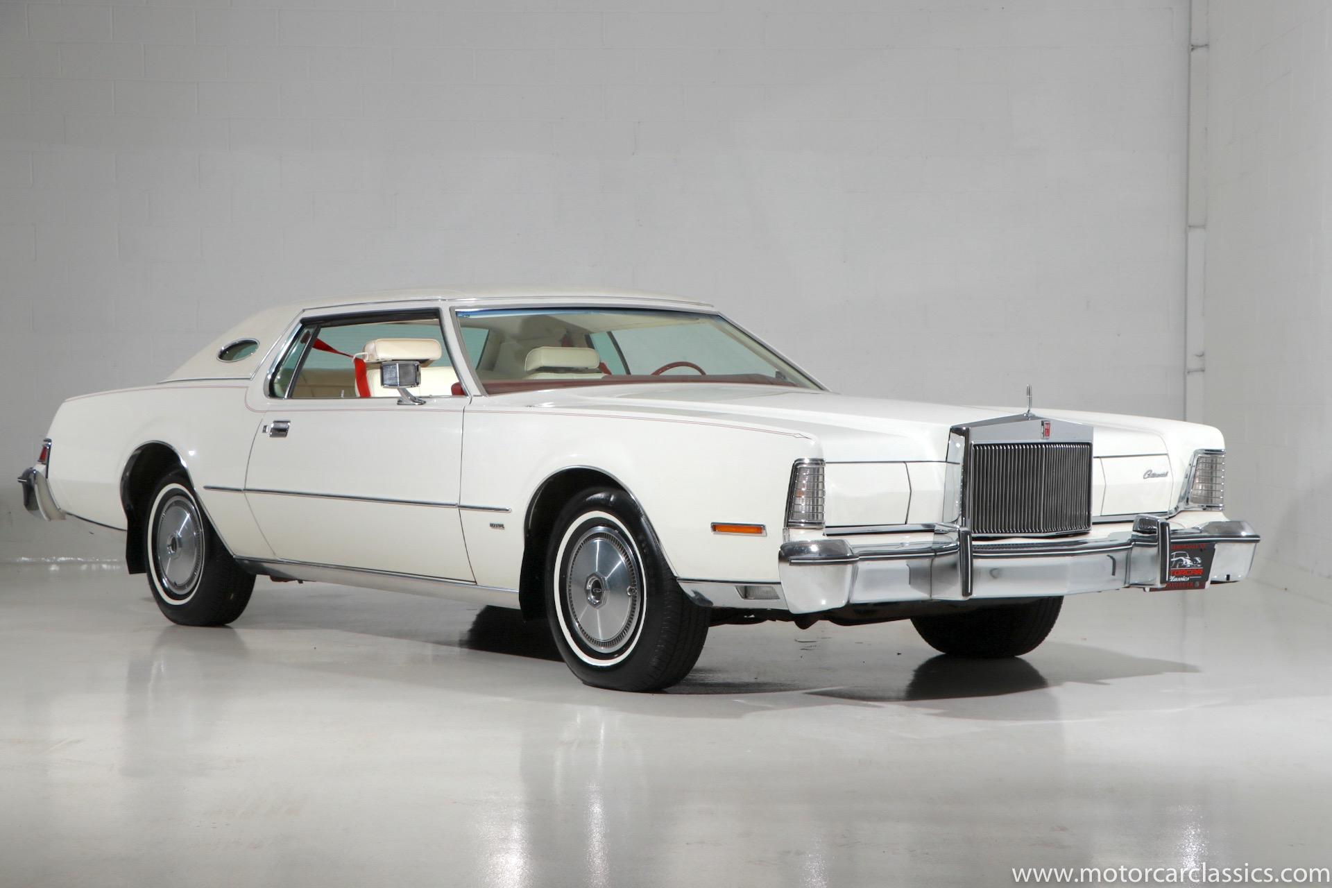 Used 1975 Lincoln Continental Mark IV | Farmingdale, NY