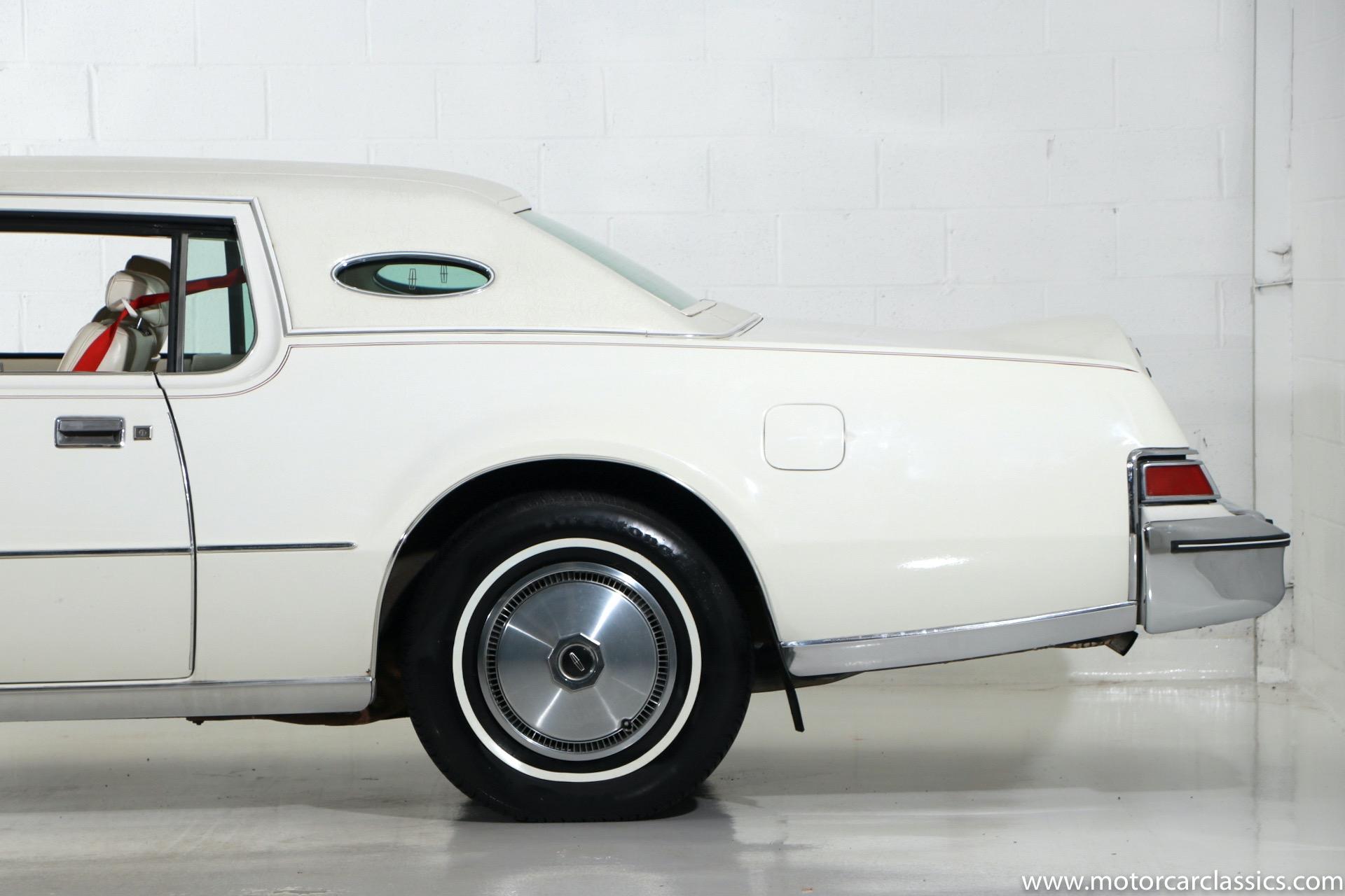 1975 Lincoln Continental Mark IV