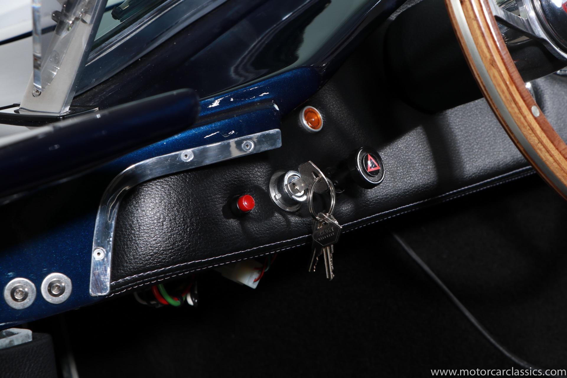 1965 Shelby Cobra Backdraft
