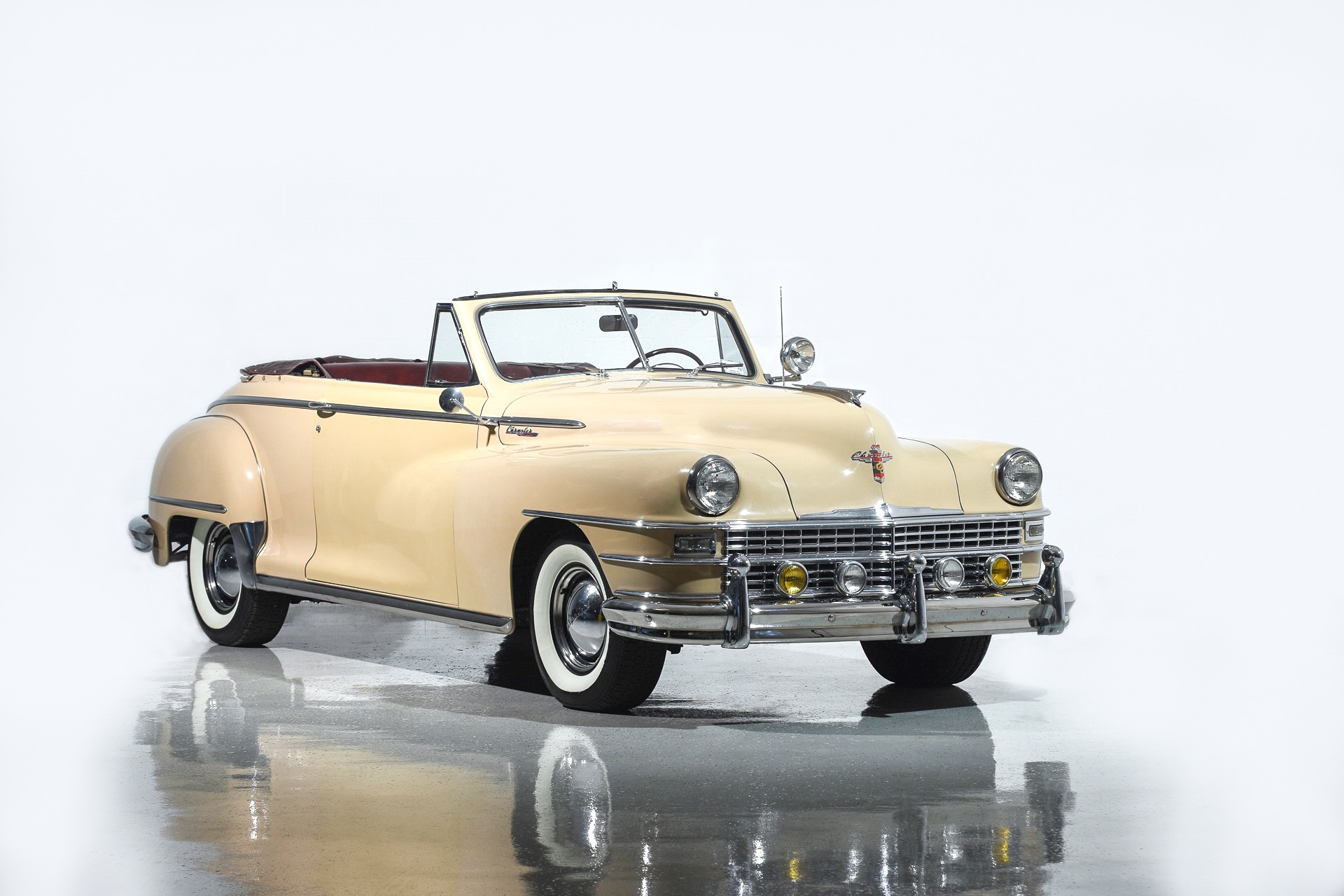1948 Chrysler Windsor | Motorcar Classics | Exotic and Classic Car ...