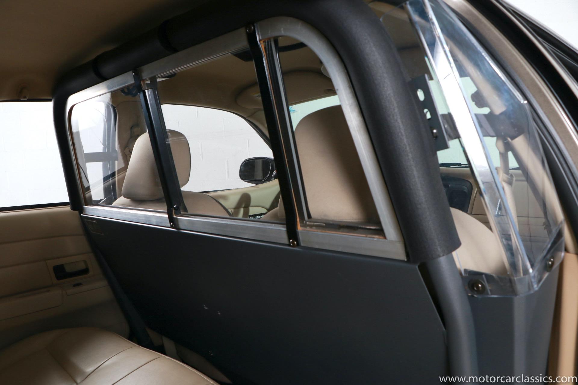 2007 Ford Crown Victoria Police Interceptor