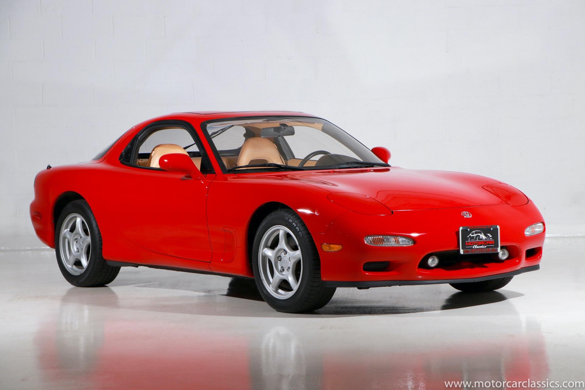 Used 1993 Mazda RX-7 Turbo | Farmingdale, NY
