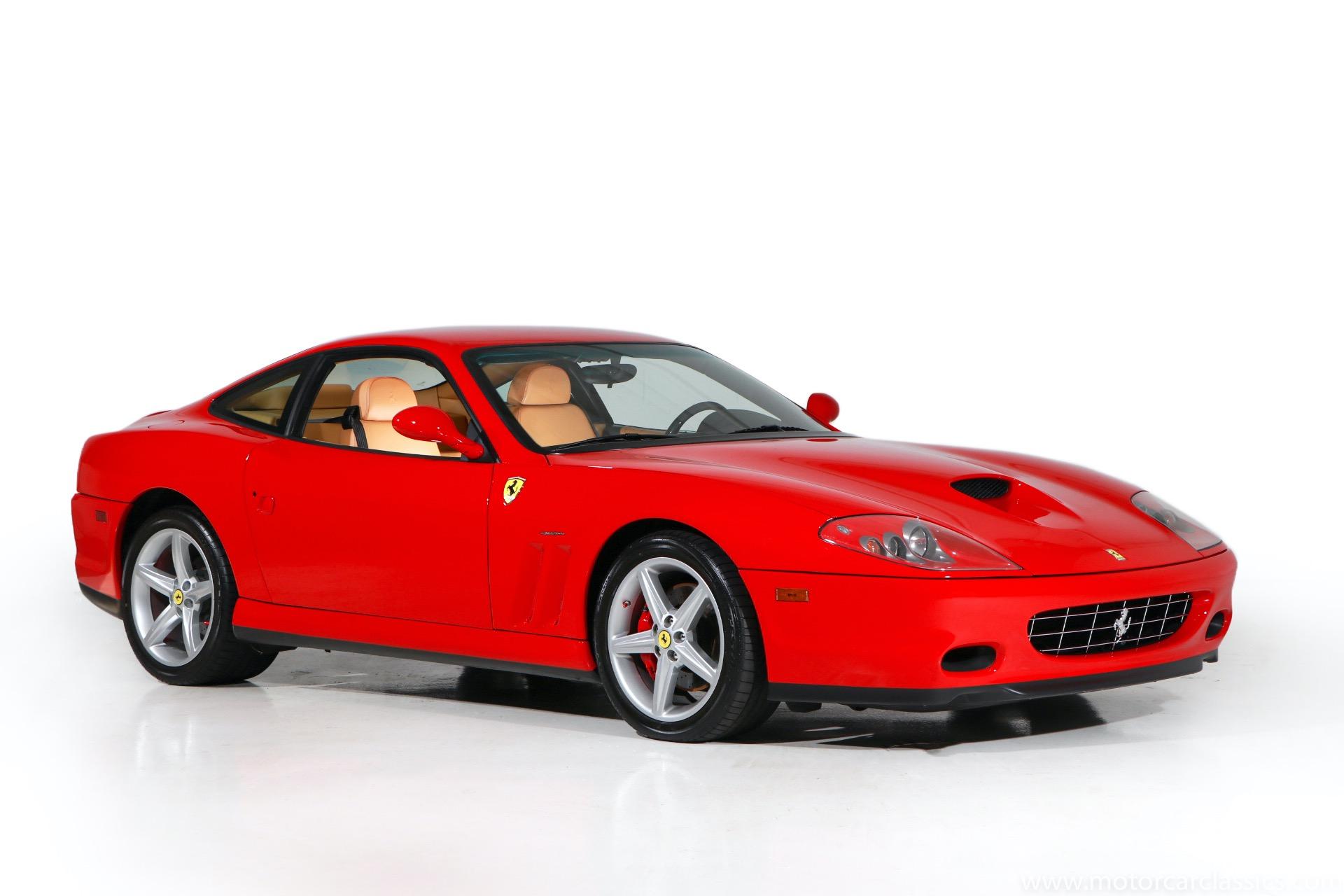 Used 2002 Ferrari 575M Maranello   Farmingdale, NY