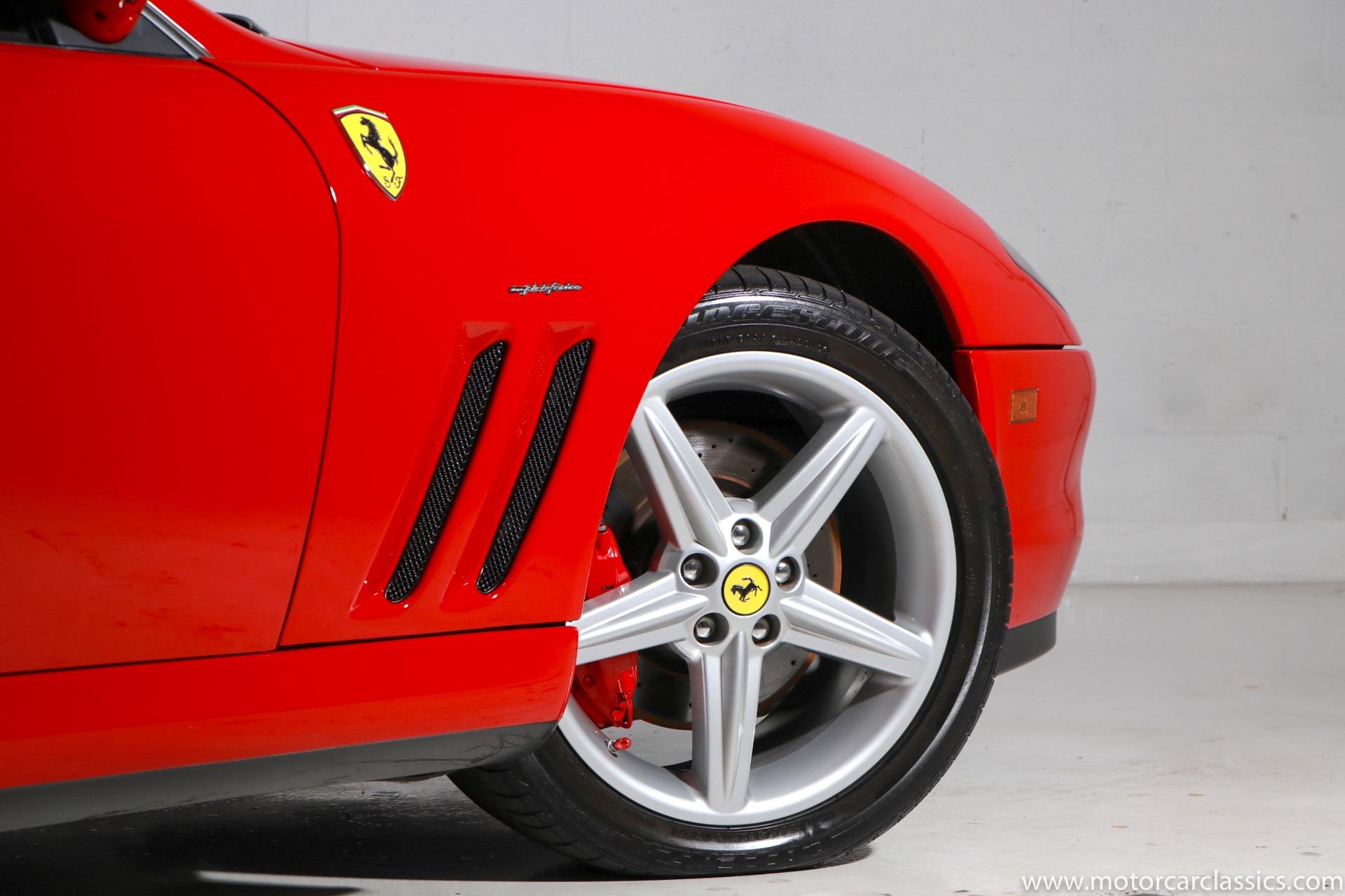 2002 Ferrari 575M Maranello