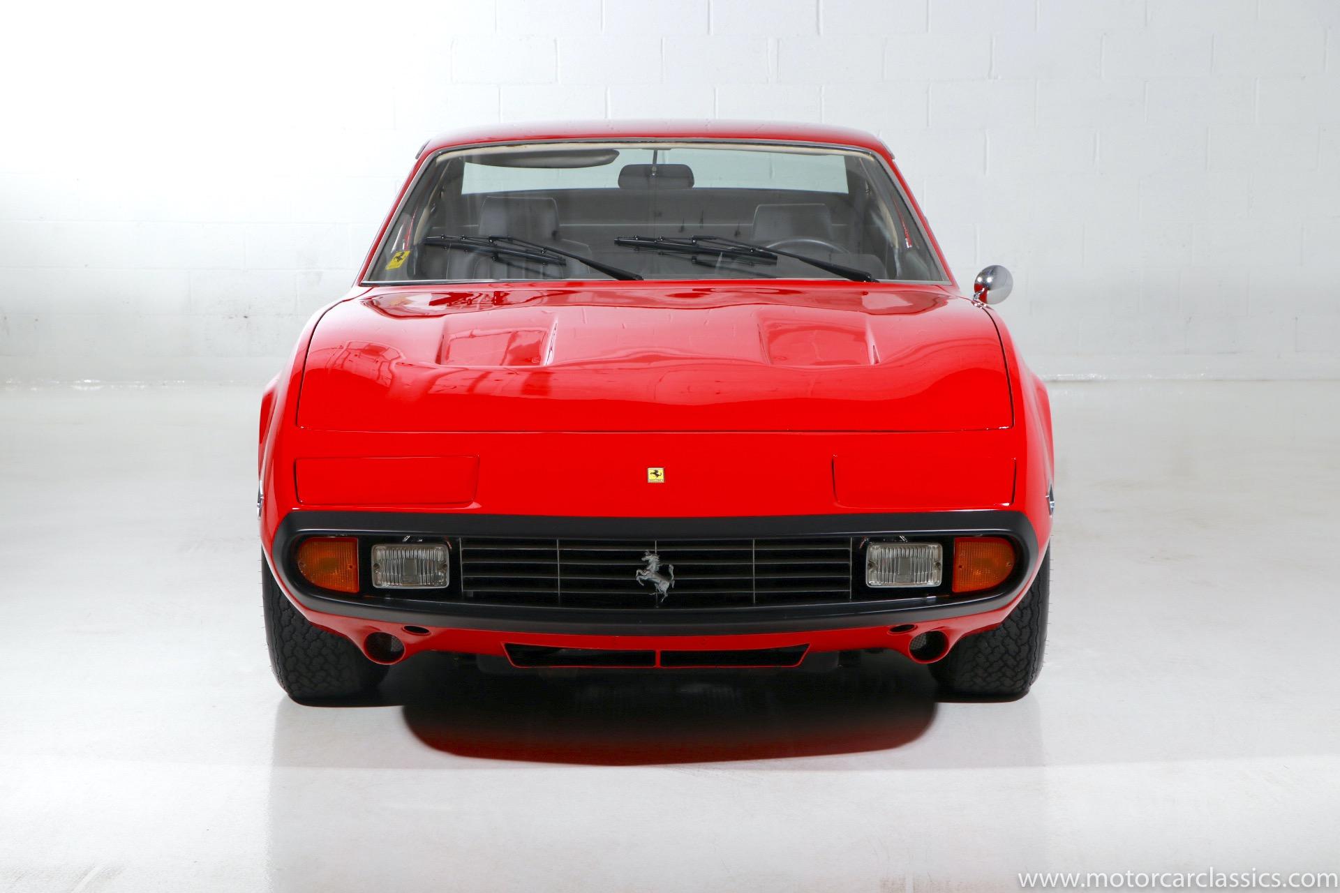 1971 Ferrari 365 GTC/C