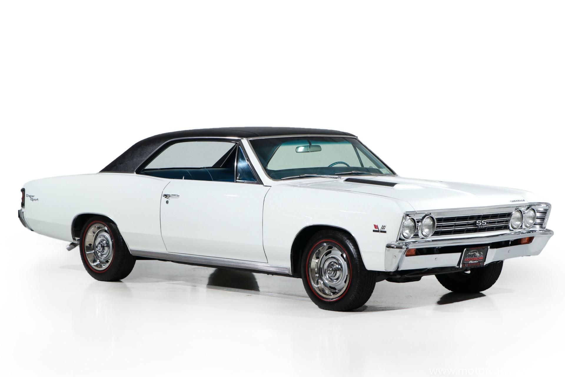 Used 1967 Chevrolet Chevelle SS | Farmingdale, NY