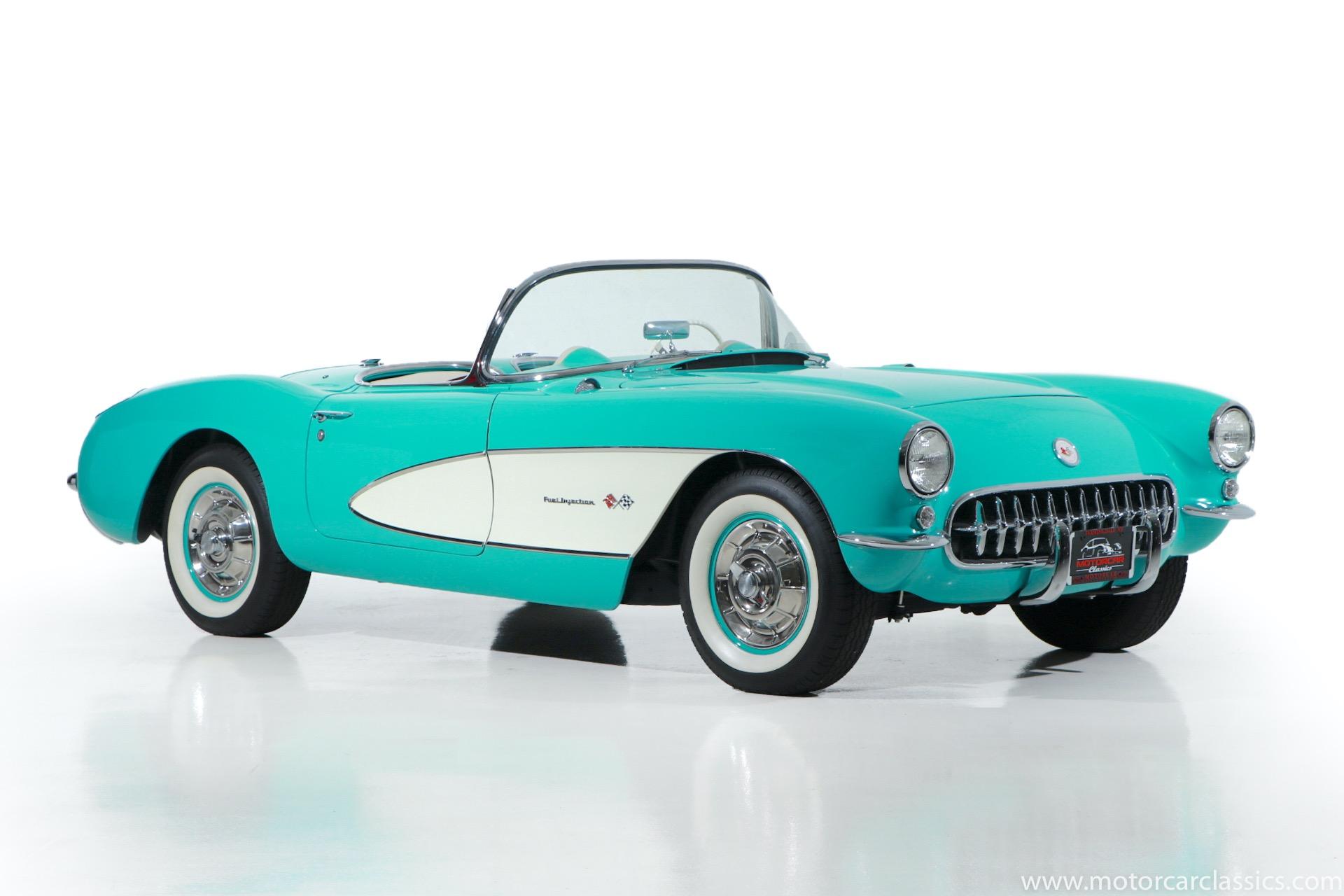 Used 1957 Chevrolet Corvette Fuelie | Farmingdale, NY