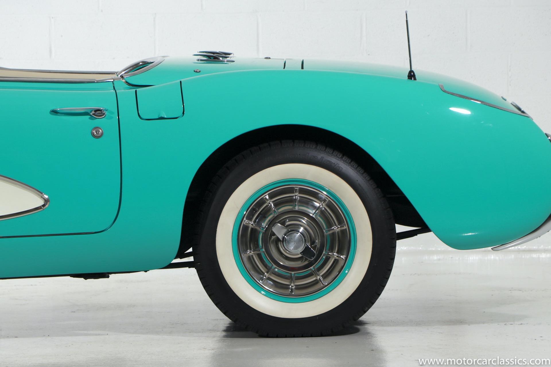 1957 Chevrolet Corvette Fuelie
