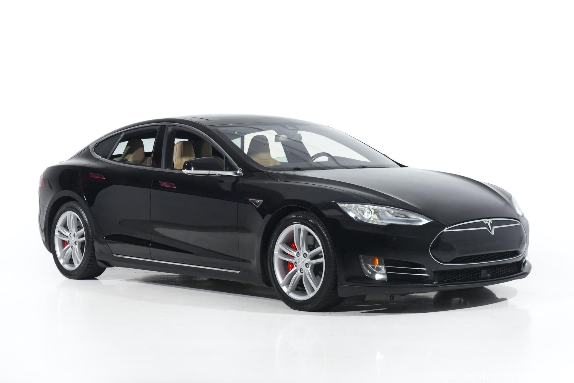 Used 2014 Tesla Model S P85D   Farmingdale, NY