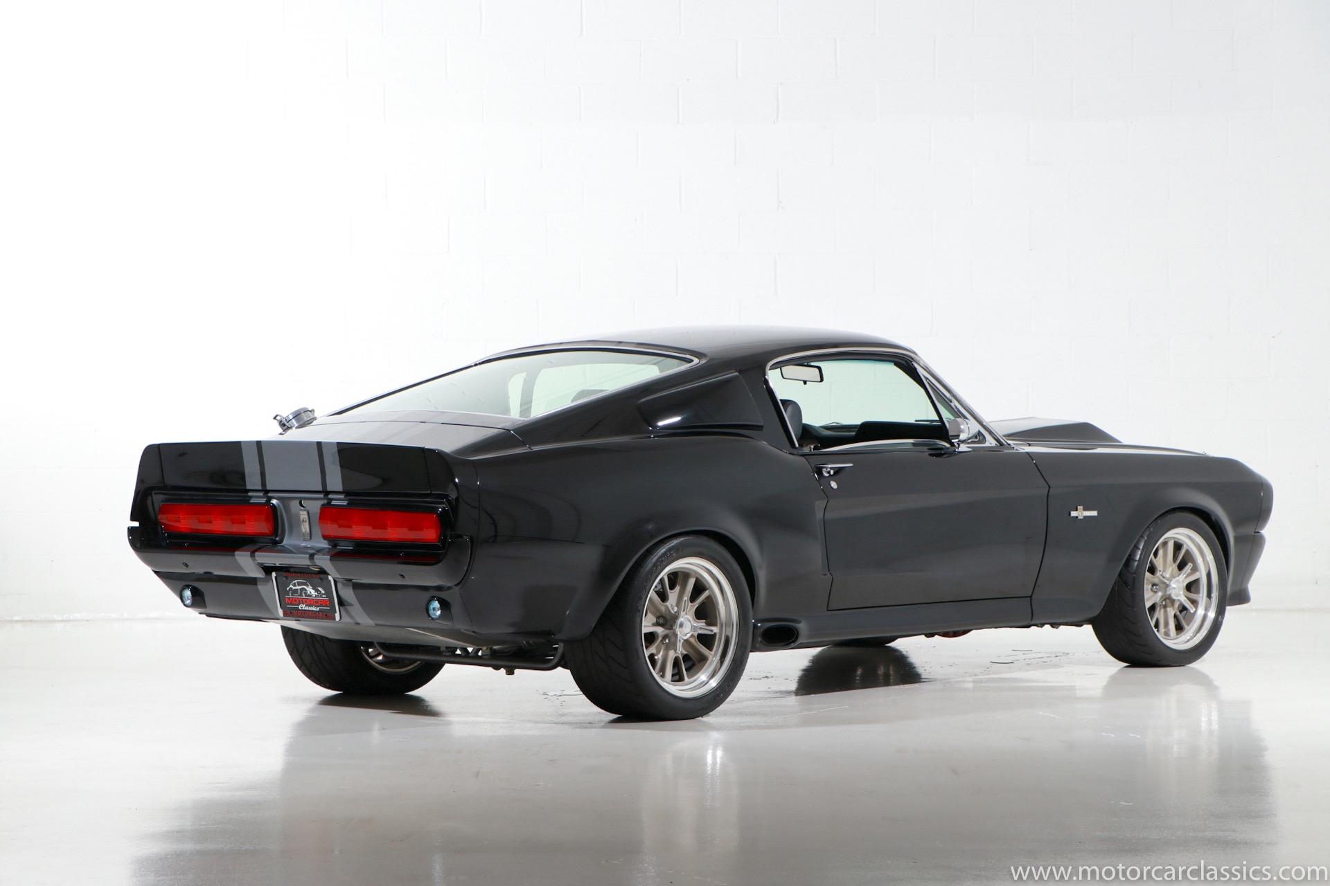 1967 Ford Shelby Mustang GT500E Super Snake