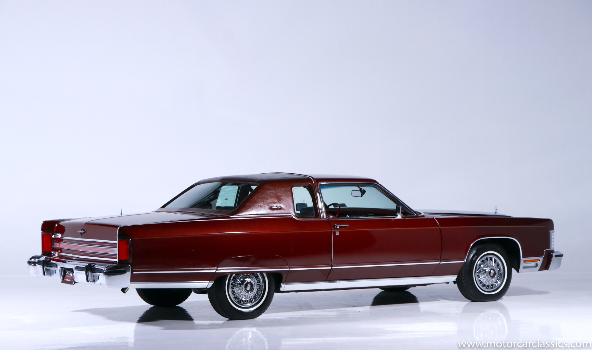 1978 Lincoln Continental Town Coupe