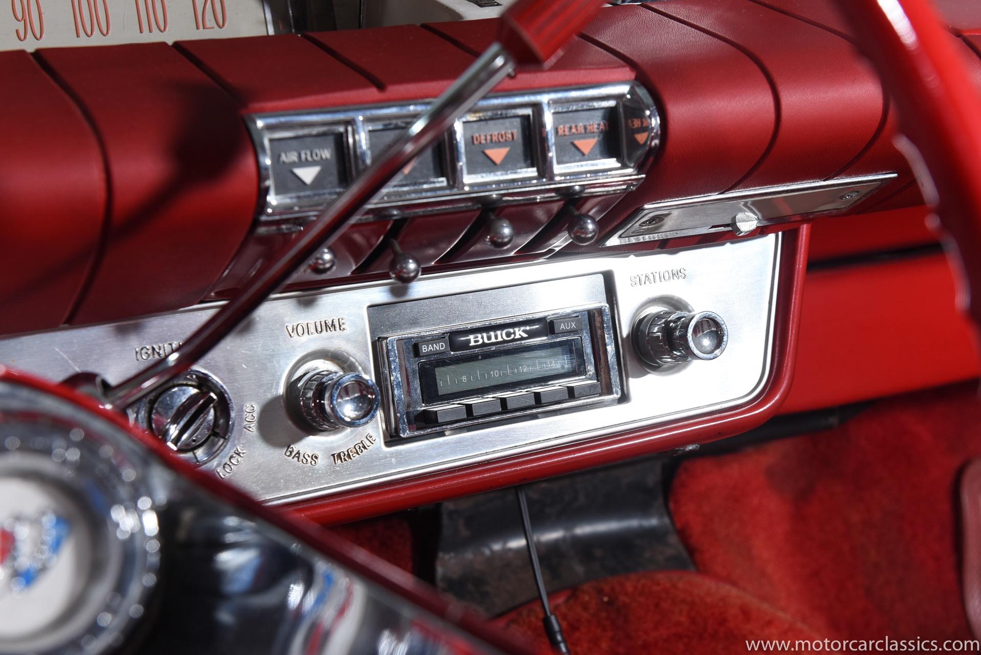 1960 Buick LeSabre Convertible