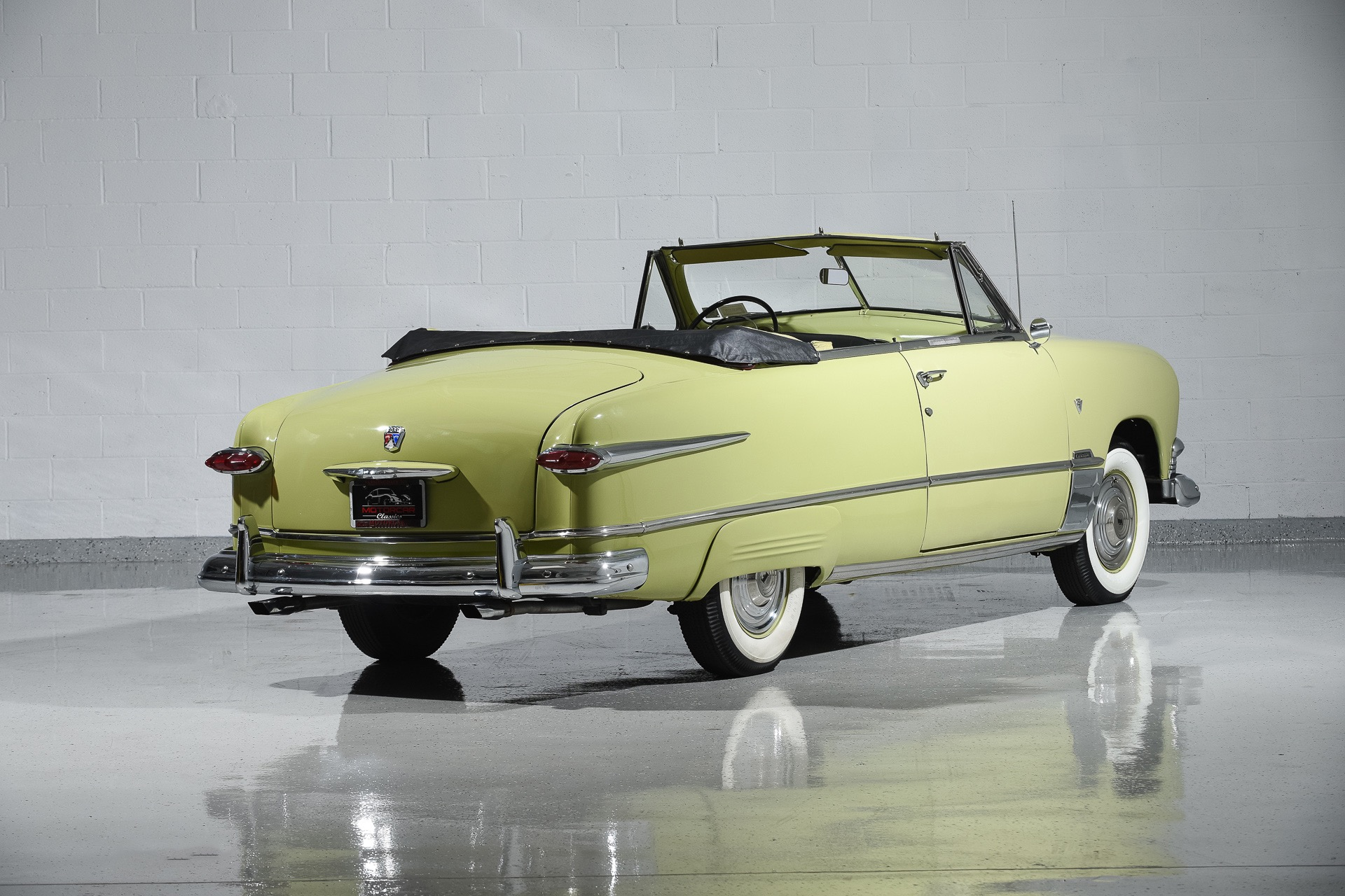 Used 1951 Ford Convertible For Sale ($34,900) | Motorcar