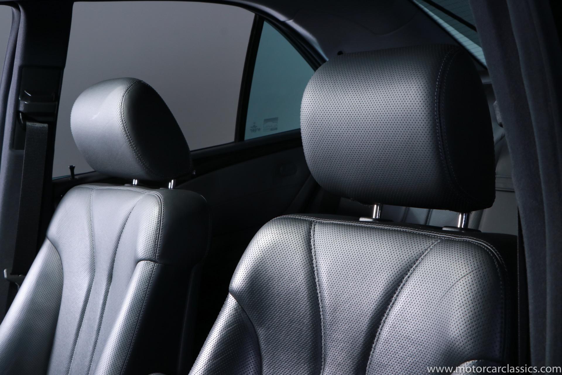 2001 Mercedes-Benz E-Class E 55 AMG