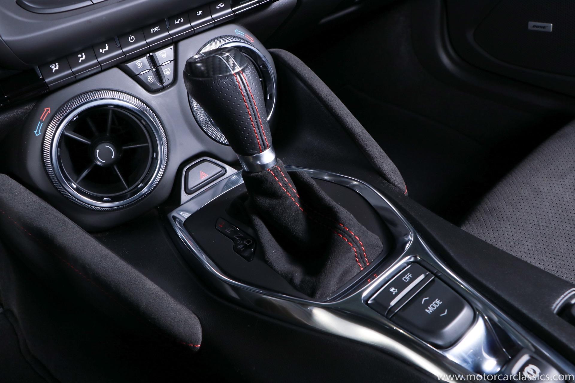 2019 Chevrolet Camaro ZL1