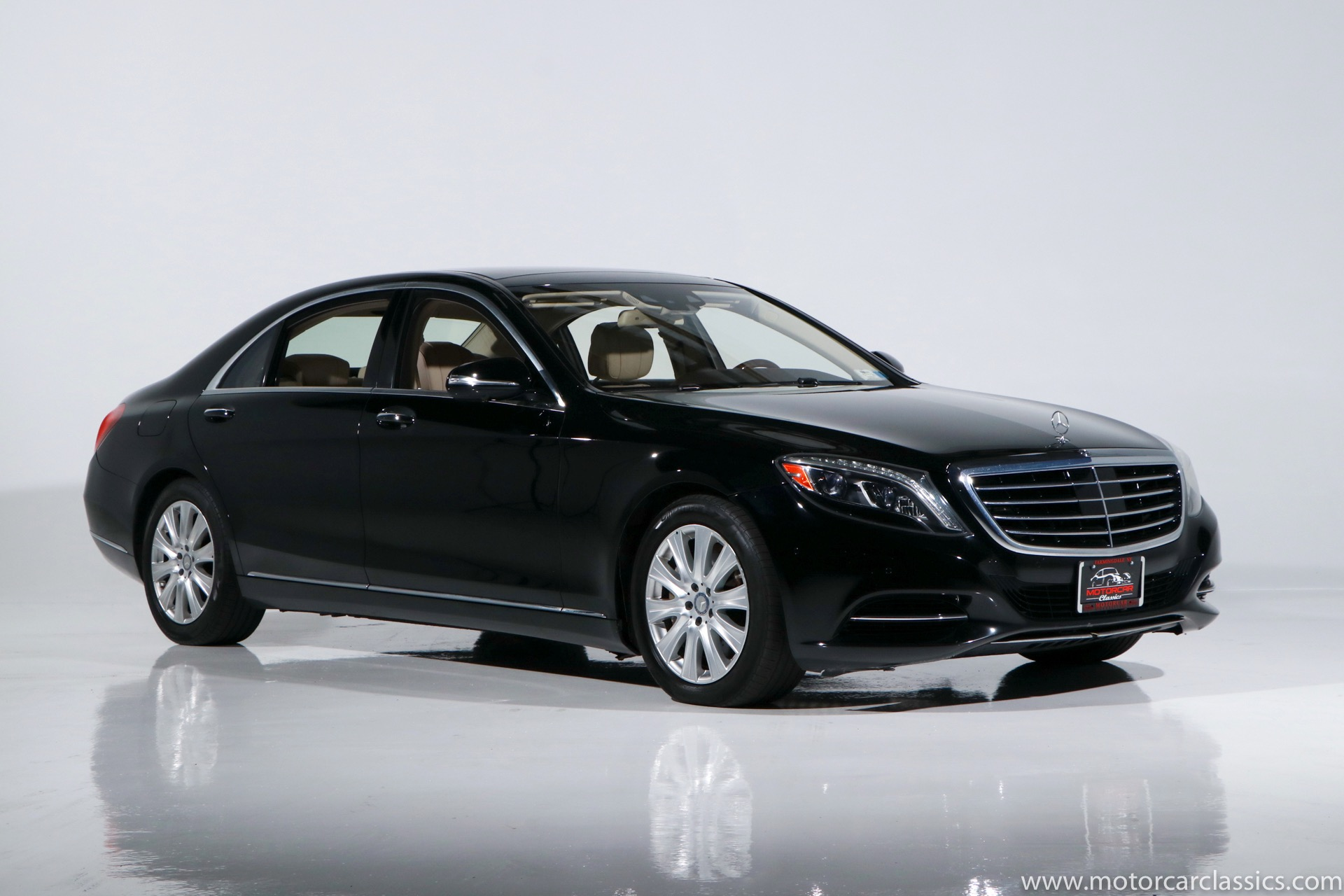Used 2015 Mercedes-Benz S-Class S 550 4MATIC | Farmingdale, NY