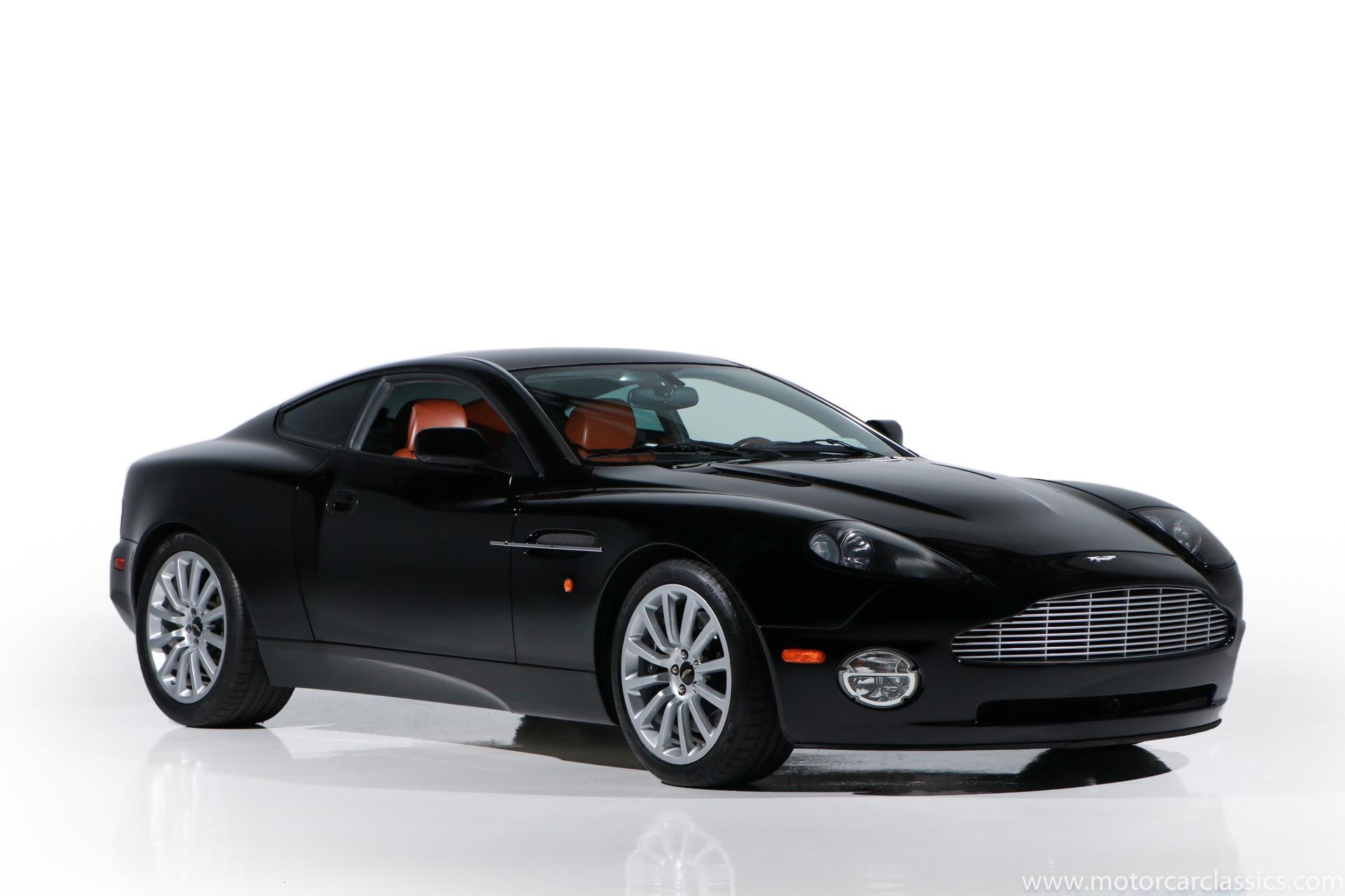 Used 2003 Aston Martin V12 Vanquish  | Farmingdale, NY
